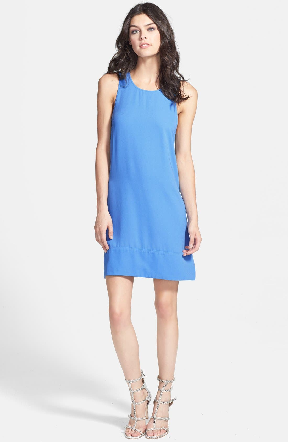 Racerback Shift Dress,                             Main thumbnail 29, color,