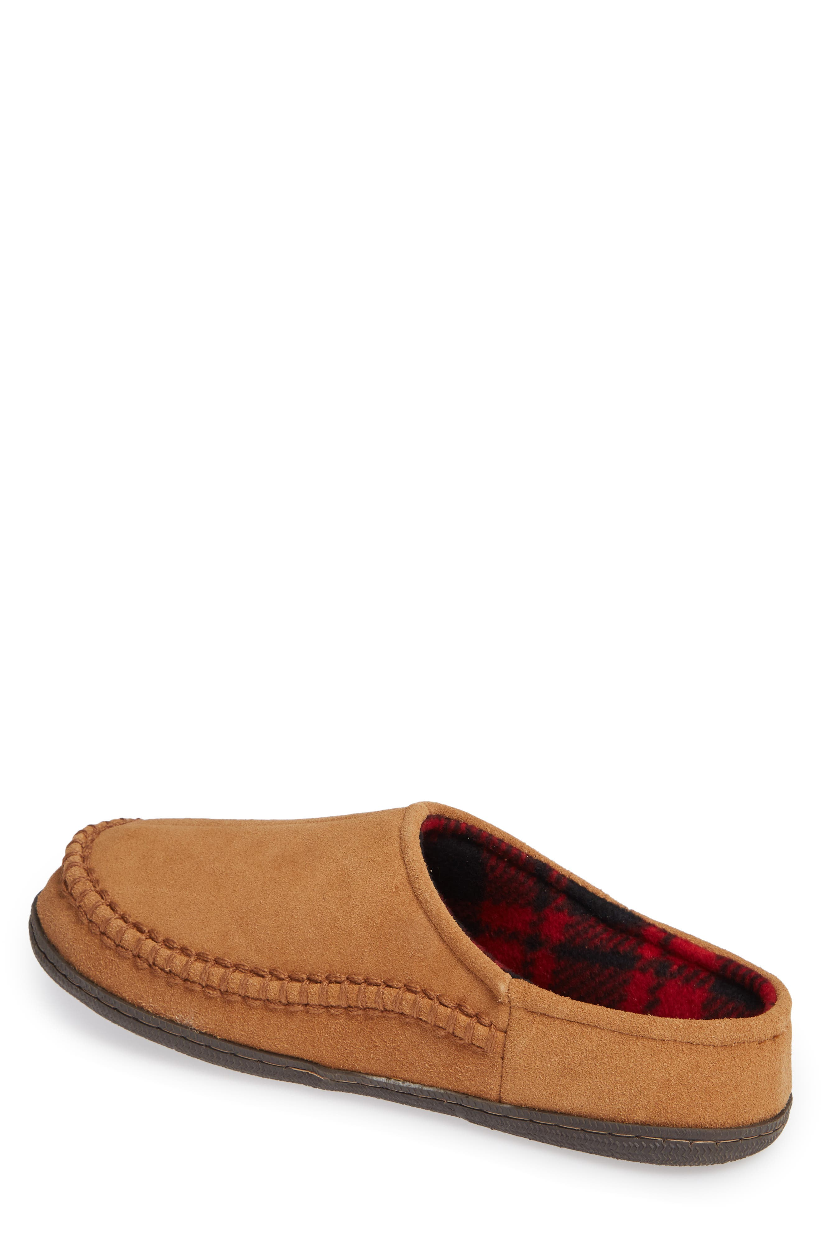 Cypress Flannel Lined Slipper,                             Alternate thumbnail 2, color,