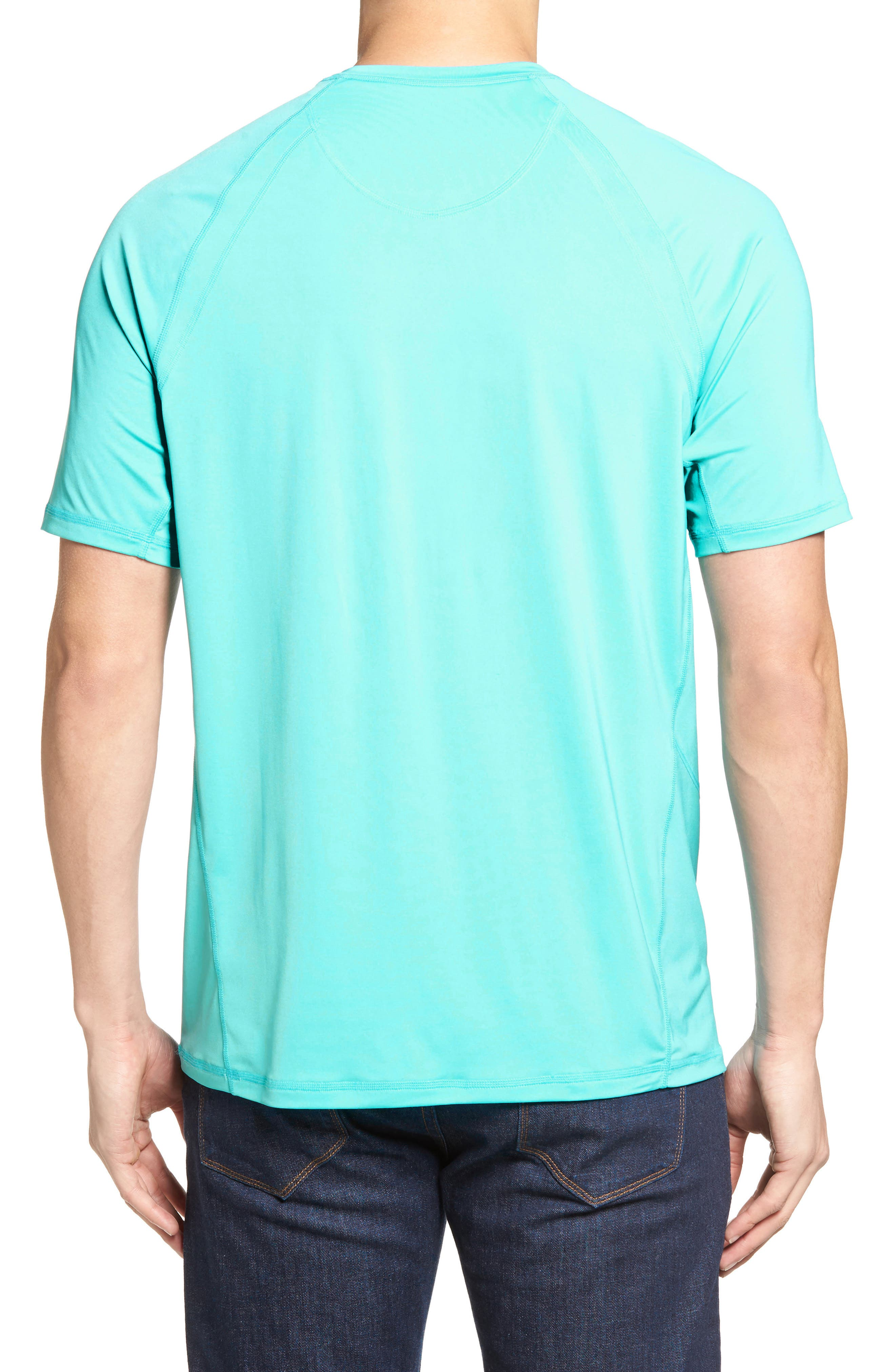 Surf Chaser Crewneck T-Shirt,                             Alternate thumbnail 7, color,