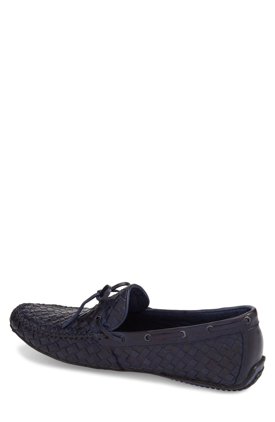Leather Loafer,                             Alternate thumbnail 26, color,
