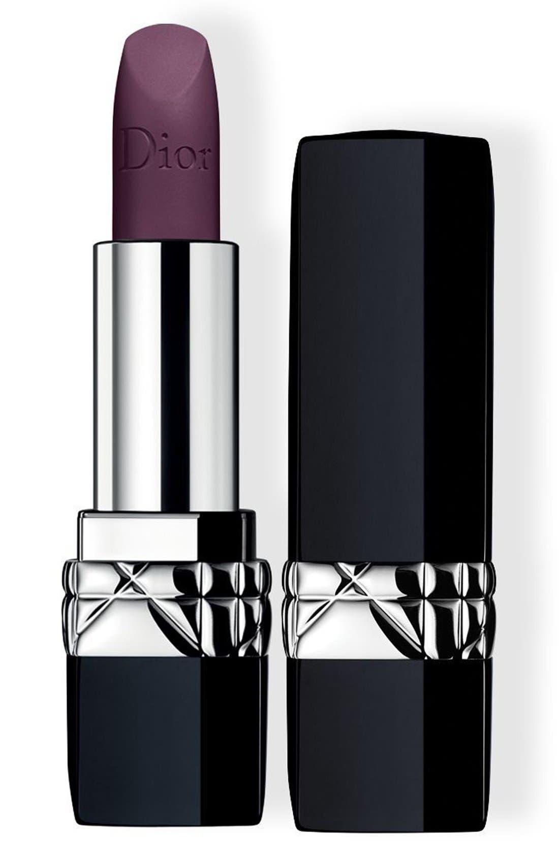 Dior Couture Color Rouge Dior Lipstick - 962 Poison Matte
