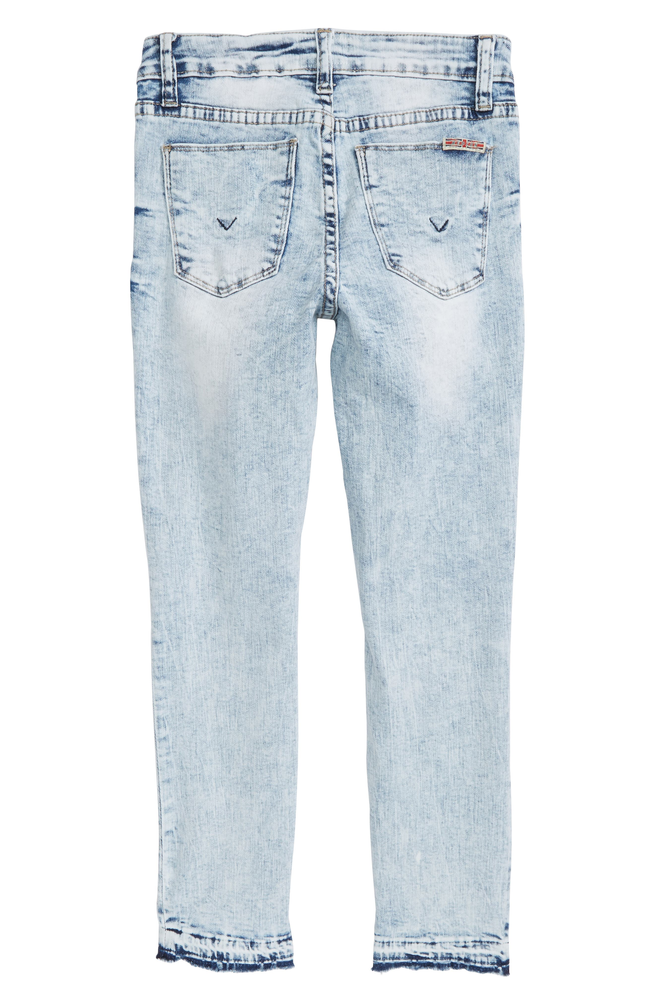 Vicky Crop Skinny Jeans,                             Alternate thumbnail 2, color,                             400