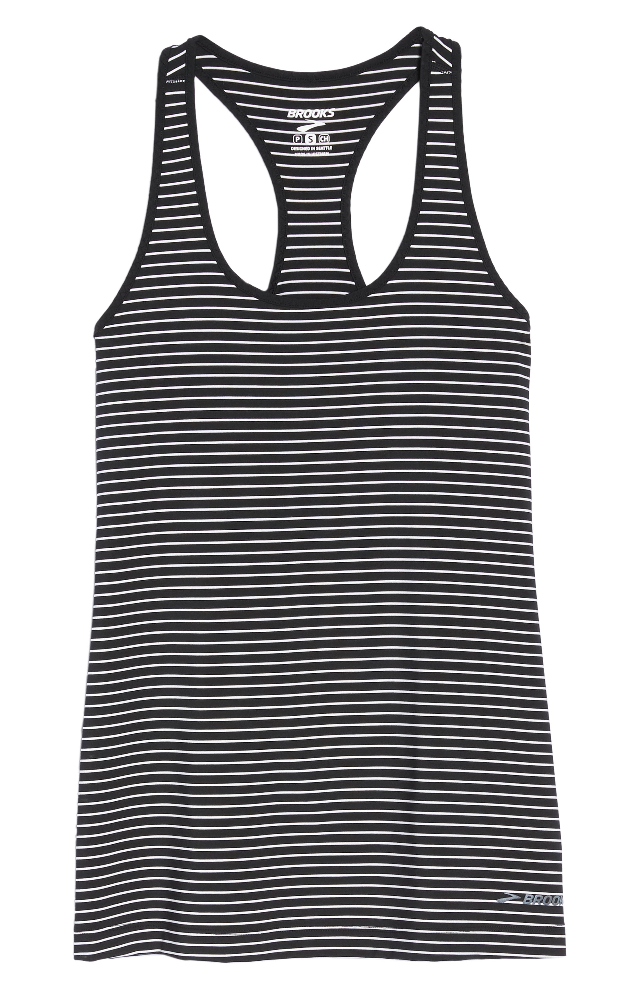 'Go-To' Racerback Tank,                             Alternate thumbnail 7, color,                             120