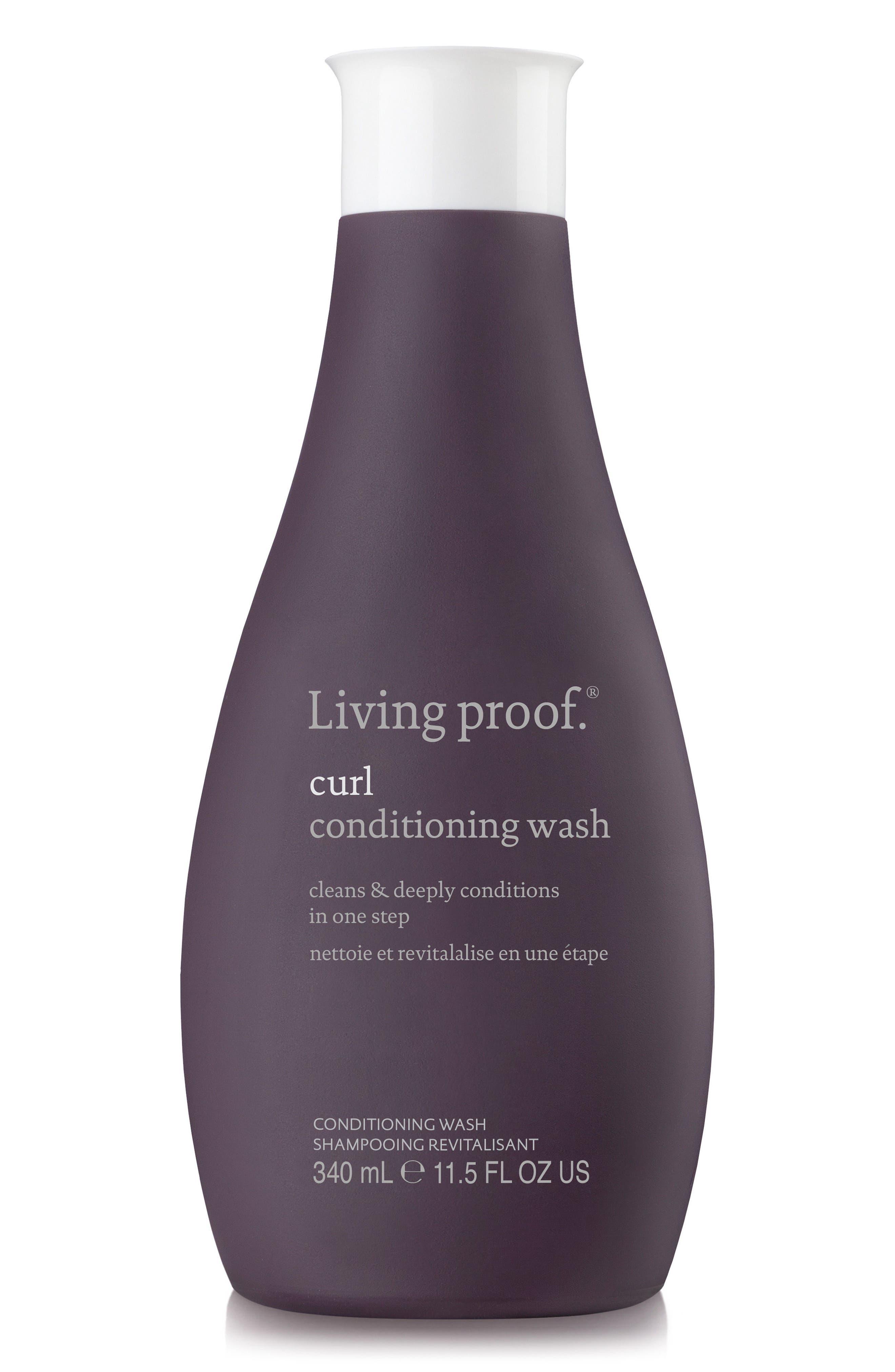 Curl Conditioning Wash,                             Main thumbnail 1, color,                             000