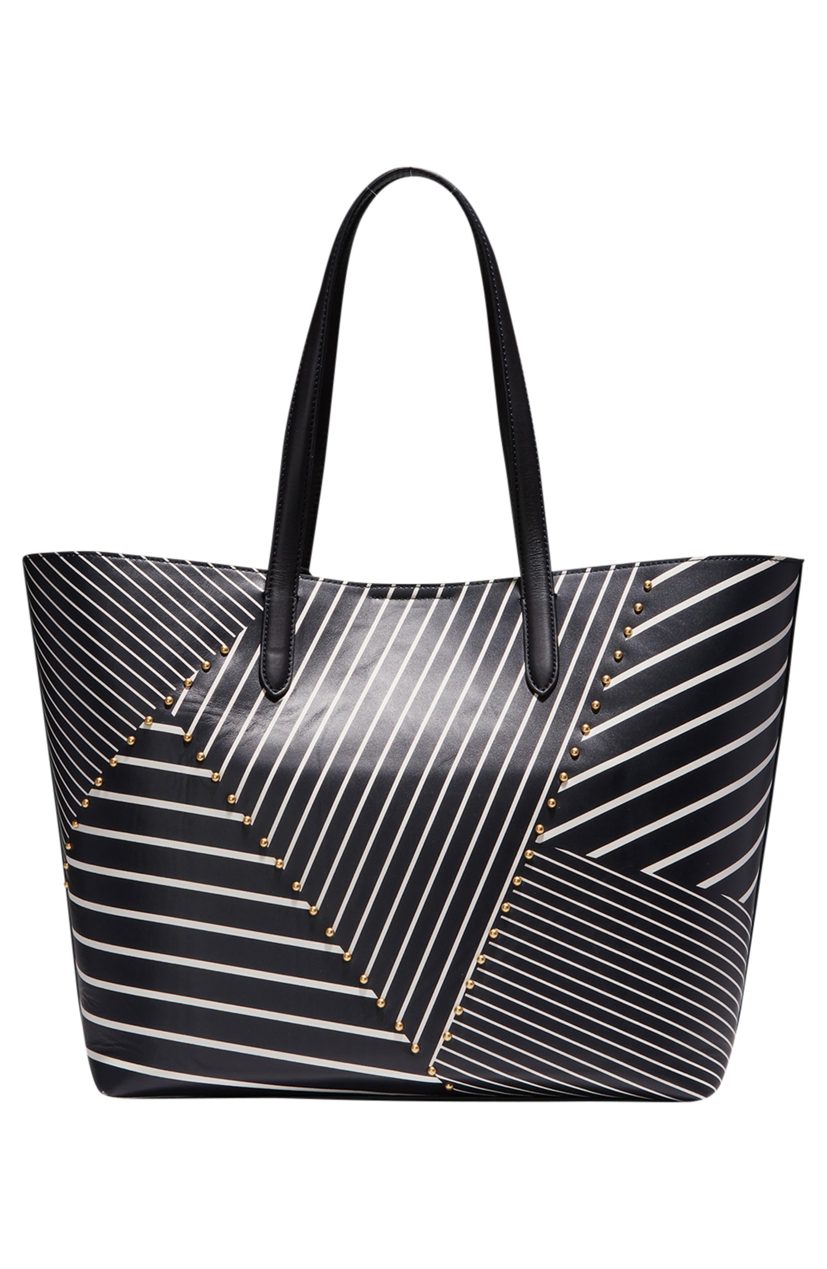 Payson Print Tote,                             Alternate thumbnail 3, color,                             001