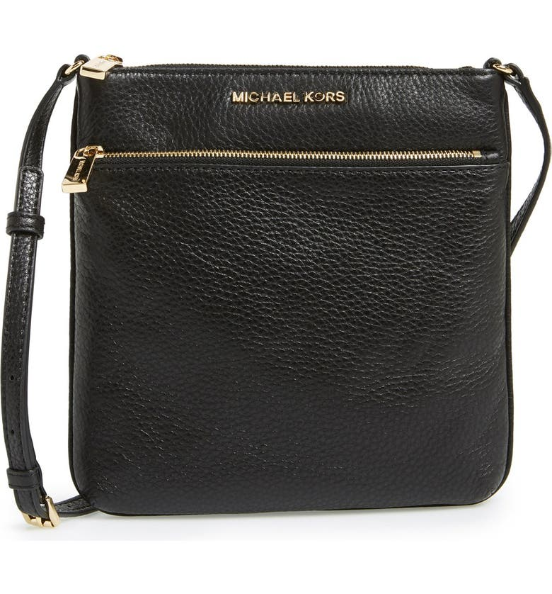 MICHAEL Michael Kors  Small Riley  Leather Crossbody Bag  0e69c1a805a80