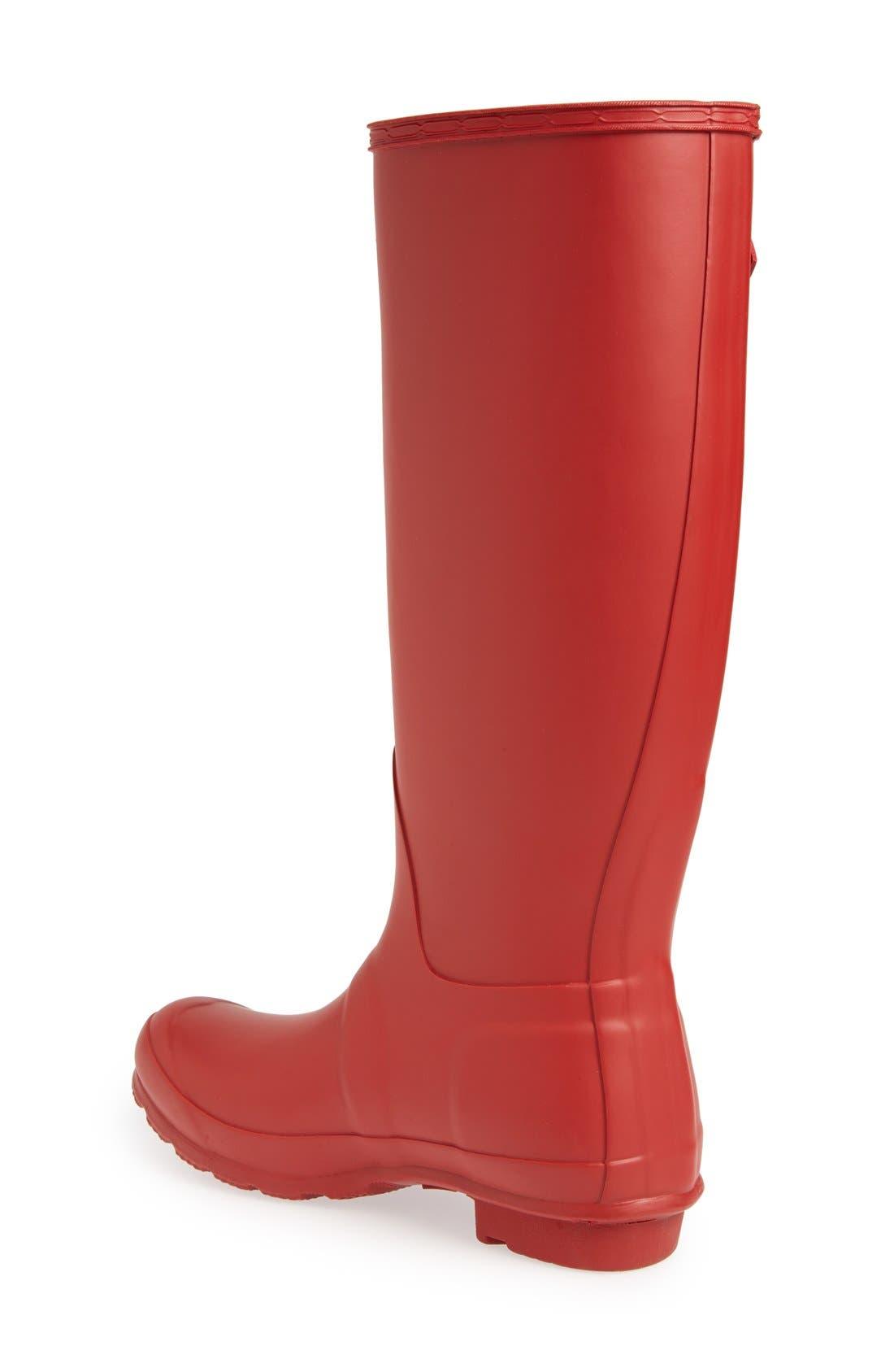 'Original Tall' Rain Boot,                             Alternate thumbnail 329, color,