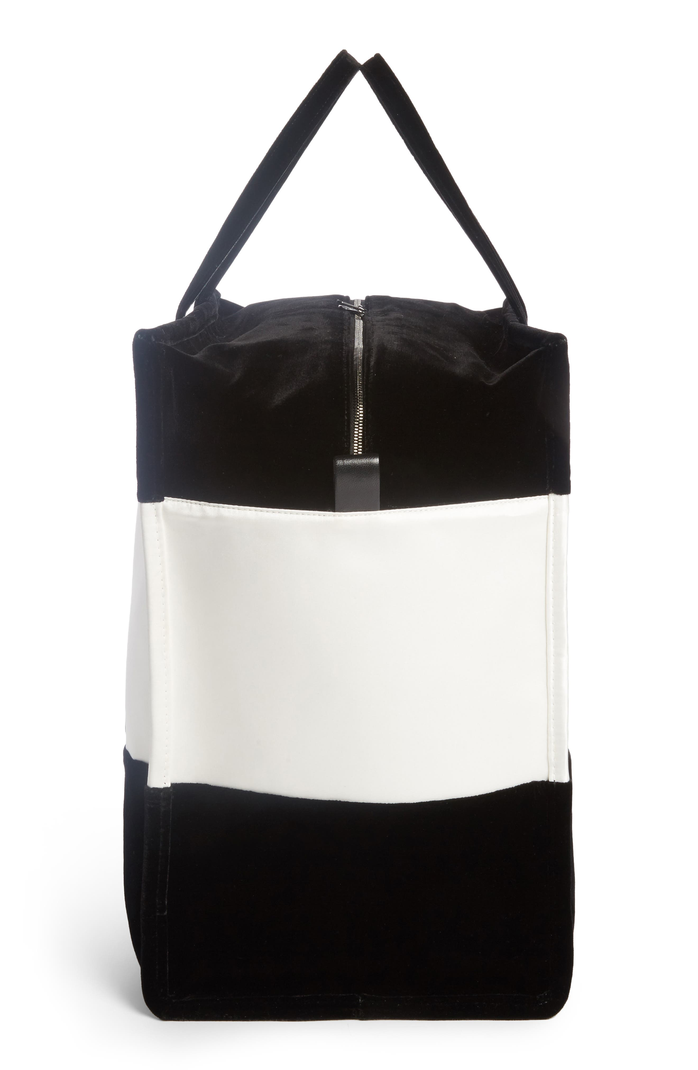 Extra Large Bazar Tote,                             Alternate thumbnail 3, color,                             104