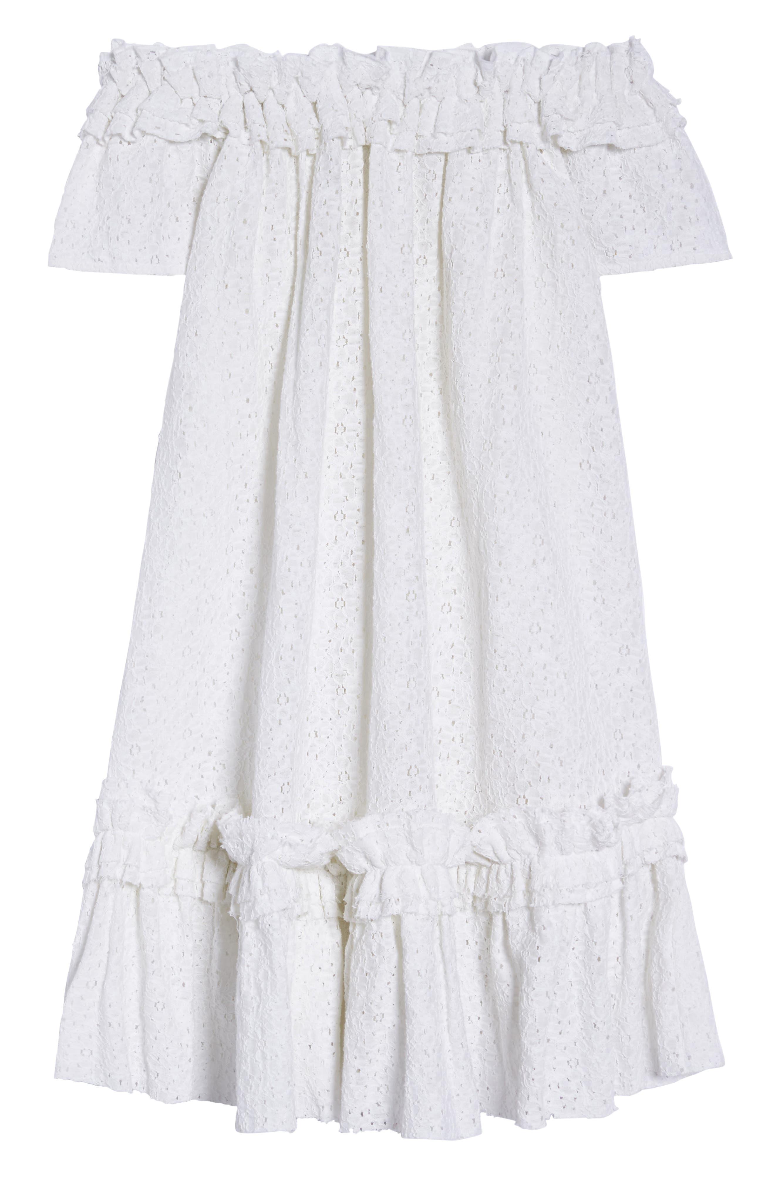 Mojito Cover-Up Dress,                             Alternate thumbnail 6, color,                             100