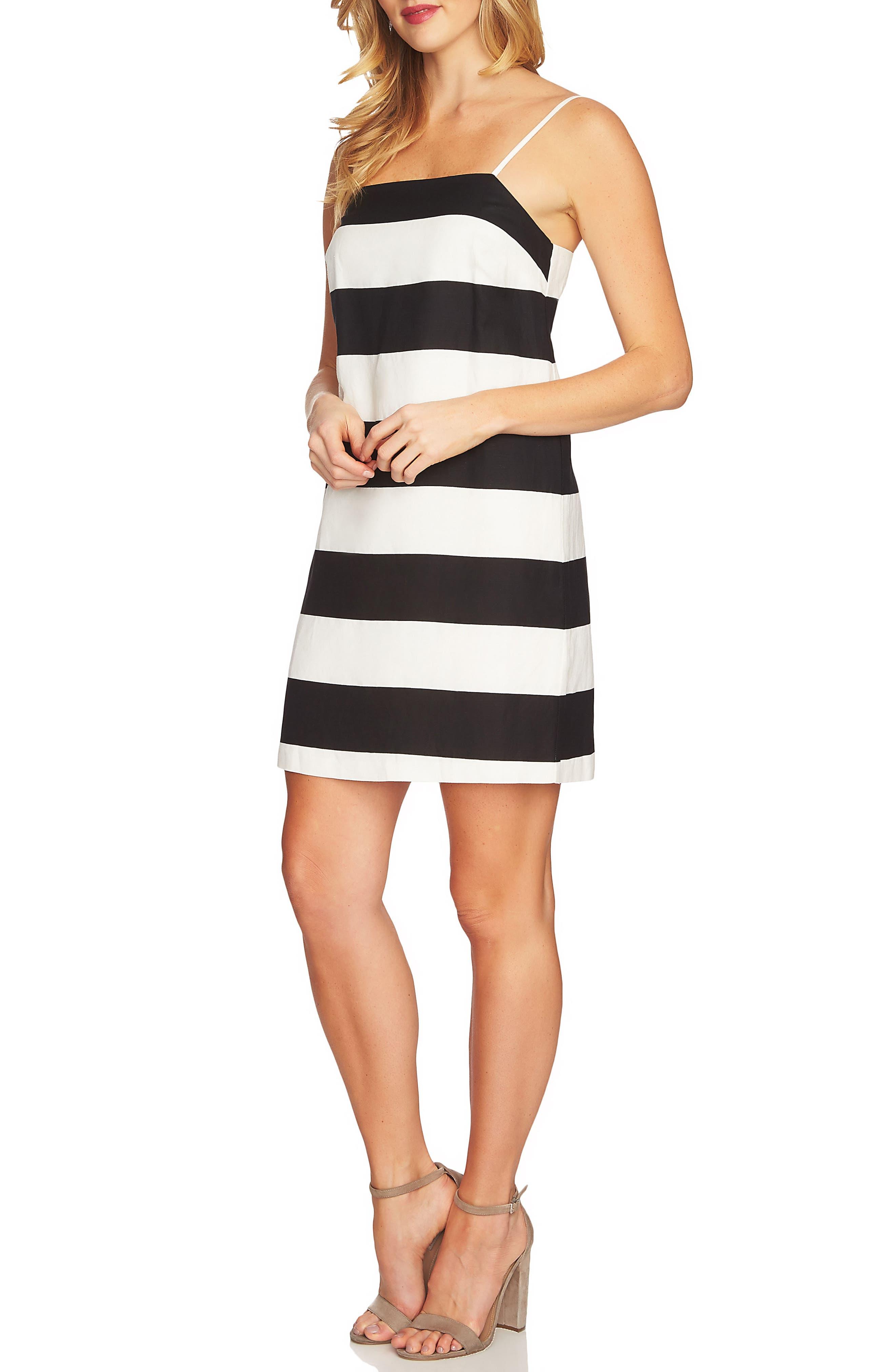 Carnival Stripe Dress,                             Main thumbnail 1, color,