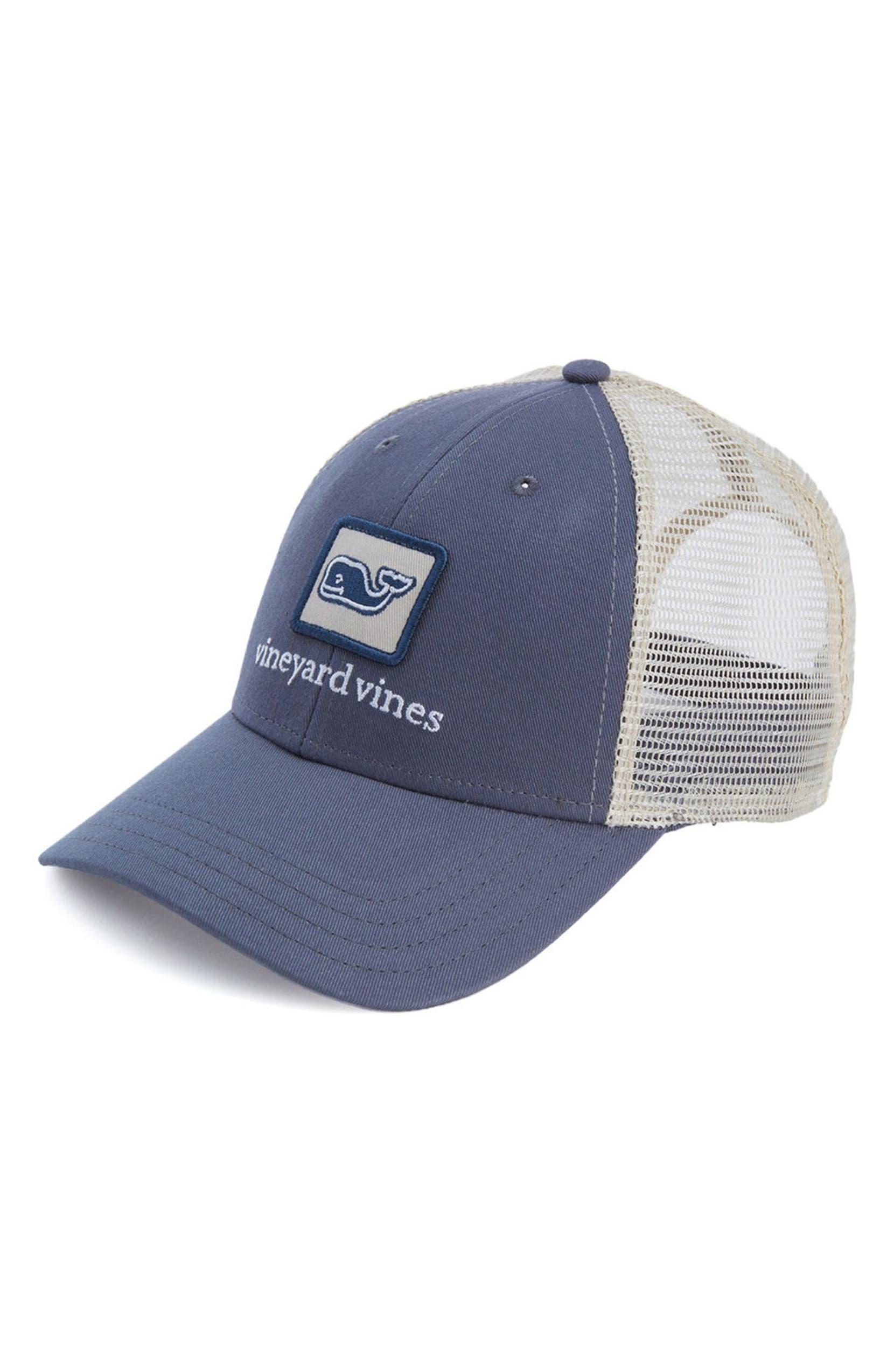 918b71eb31b vineyard vines Whale Patch Trucker Hat