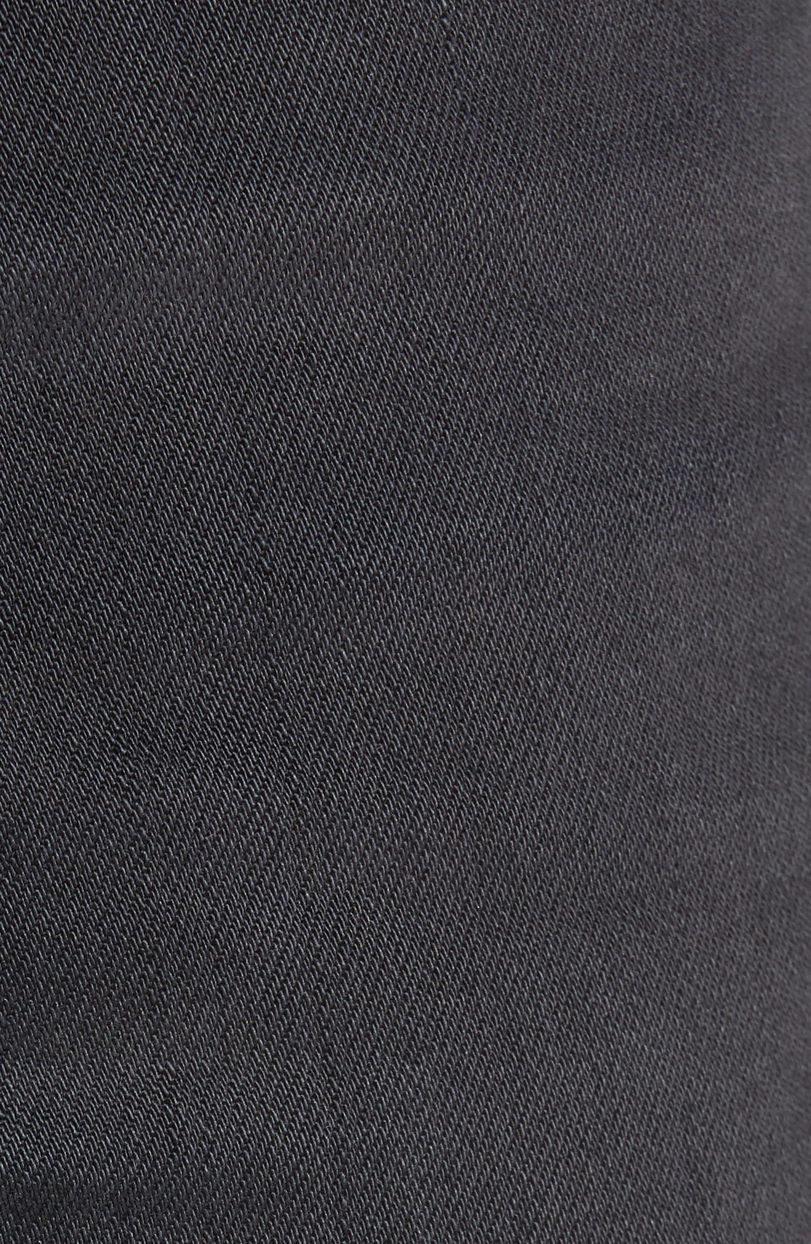 Tellis Slim Fit Jeans,                             Alternate thumbnail 5, color,                             7 YEARS GREY STONE