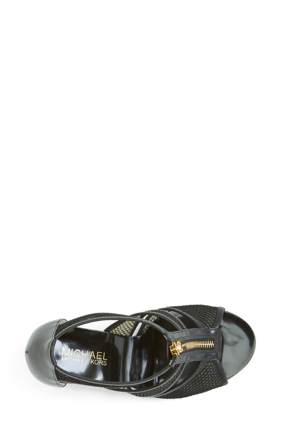 'Berkley' T-Strap Sandal,                             Alternate thumbnail 43, color,