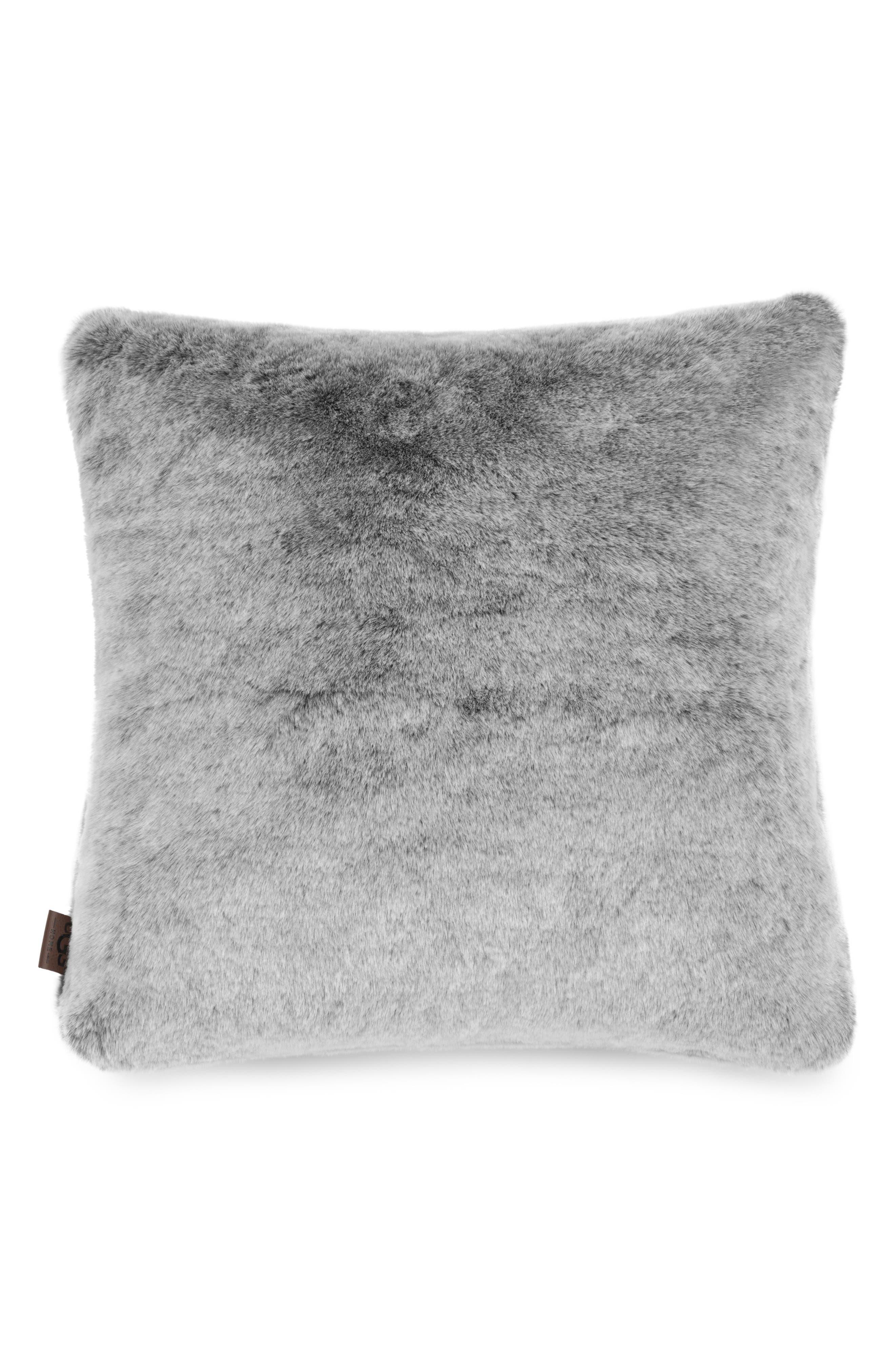 Dream Faux Fur Pillow,                         Main,                         color, 020