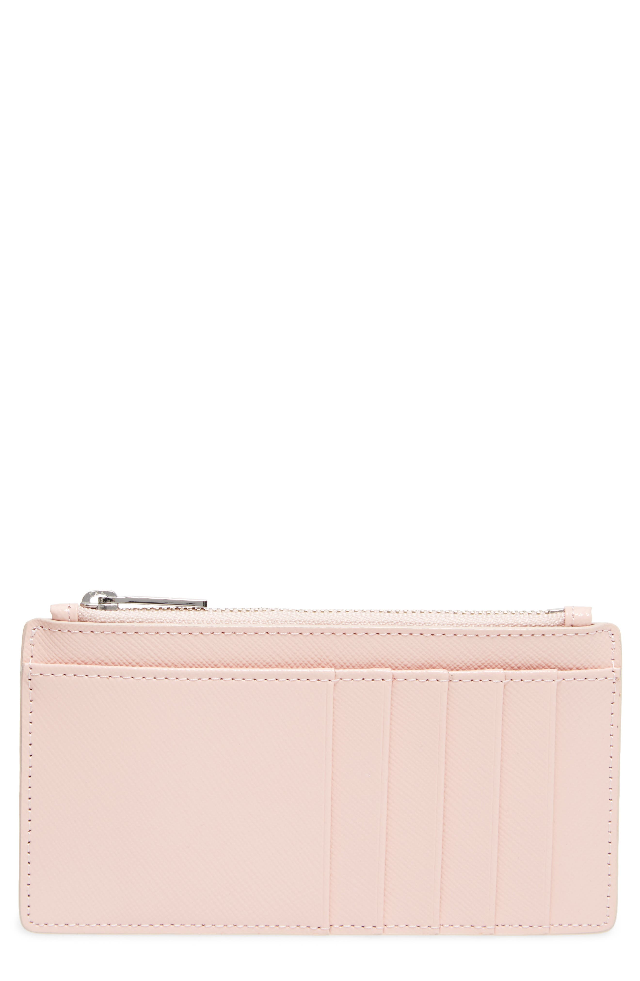Leather Card Case,                             Main thumbnail 5, color,