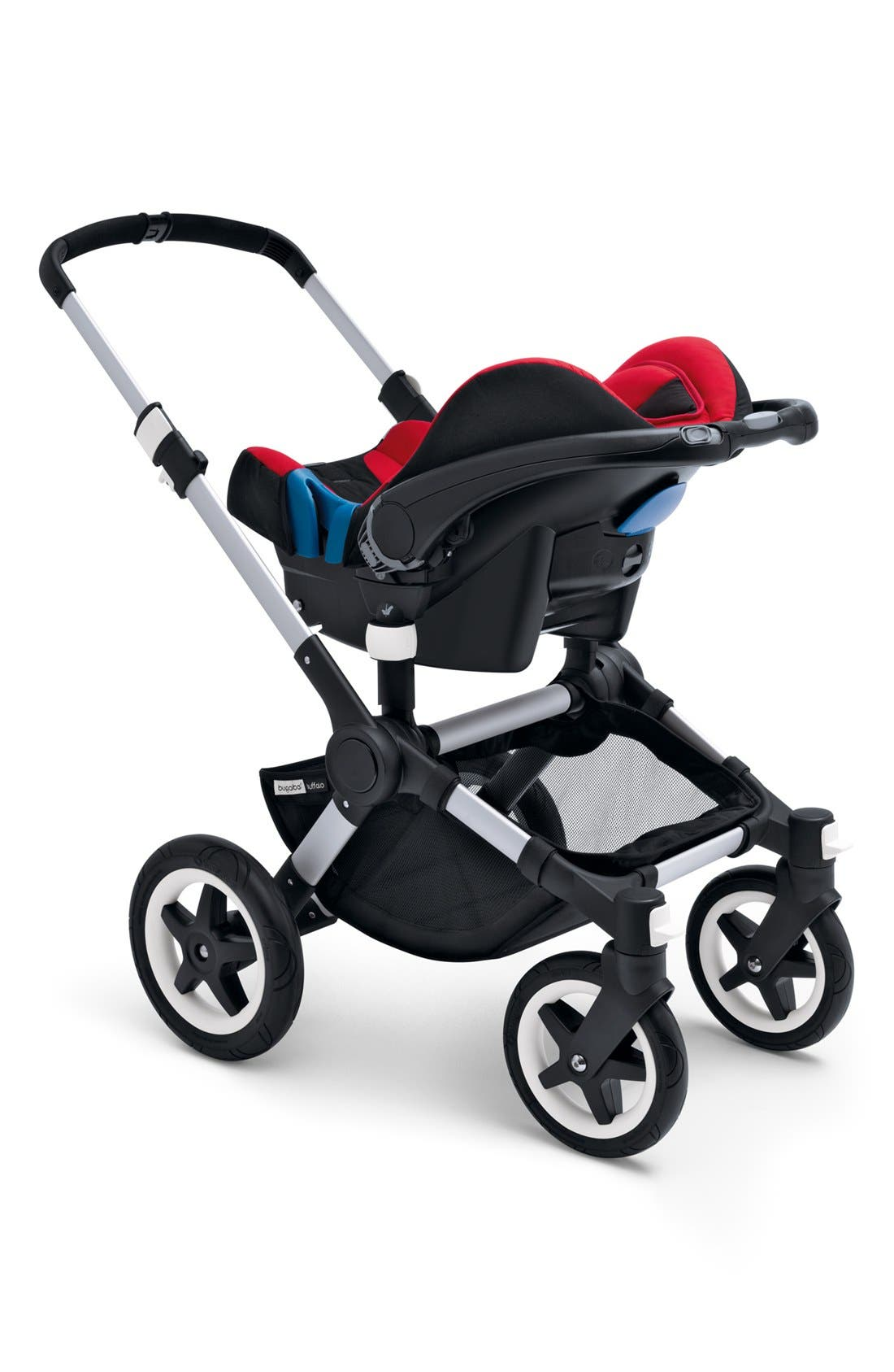 'Buffalo' Stroller to Britax Römer Car Seat Adaptors,                             Alternate thumbnail 2, color,                             001