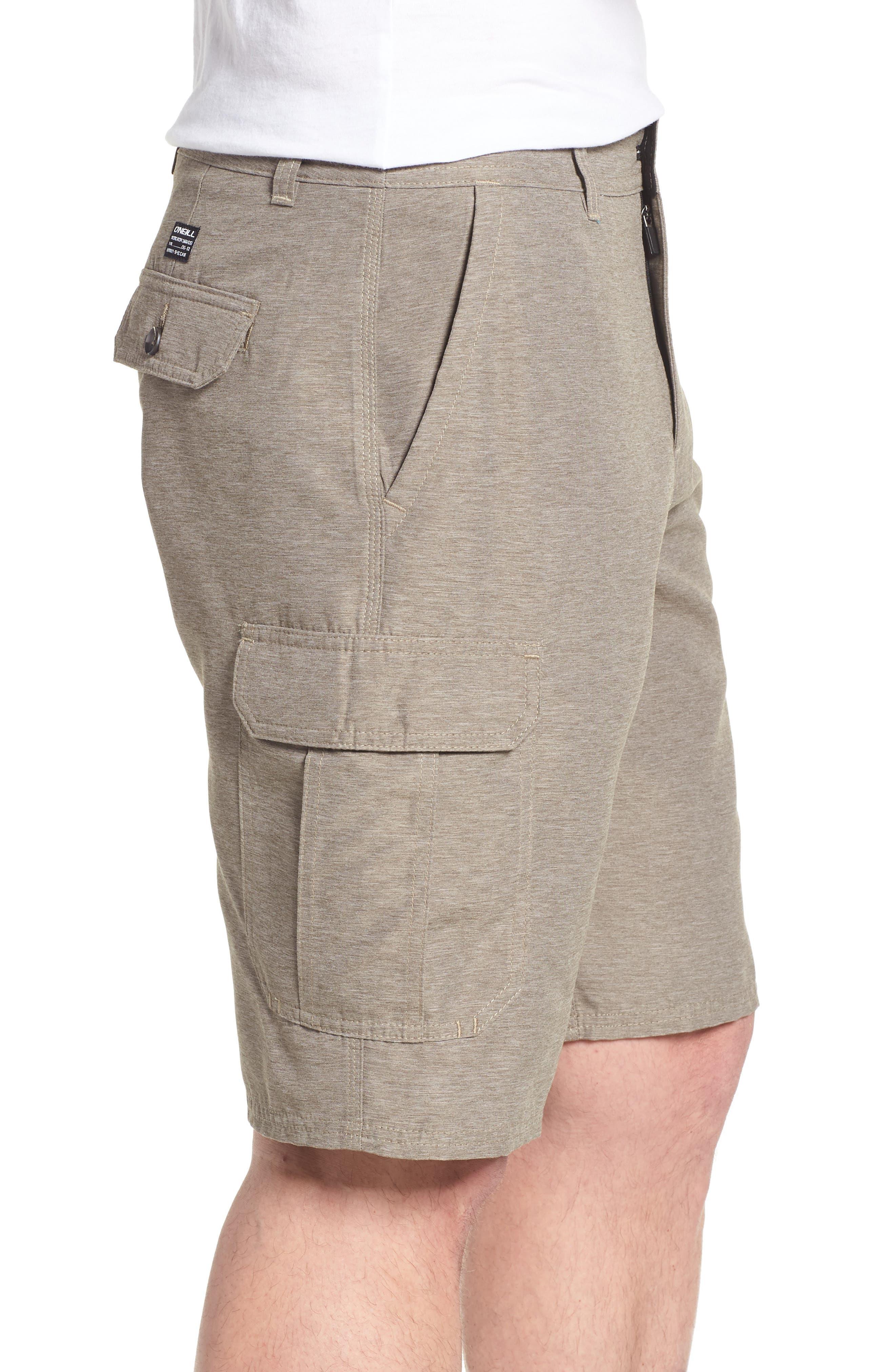 Ranger Cargo Hybrid Shorts,                             Alternate thumbnail 9, color,