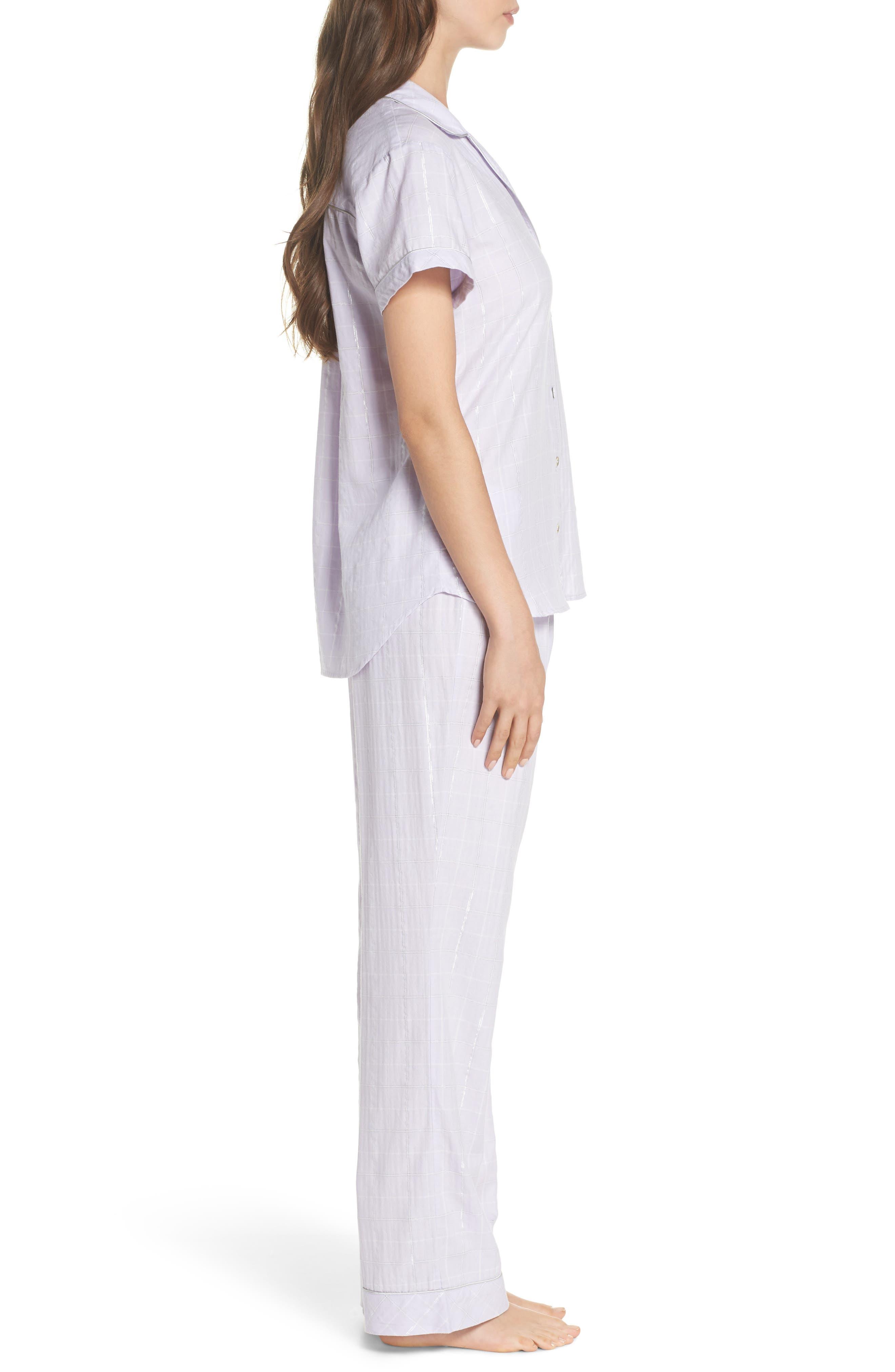 Rosan Sparkle Pajamas,                             Alternate thumbnail 3, color,                             538