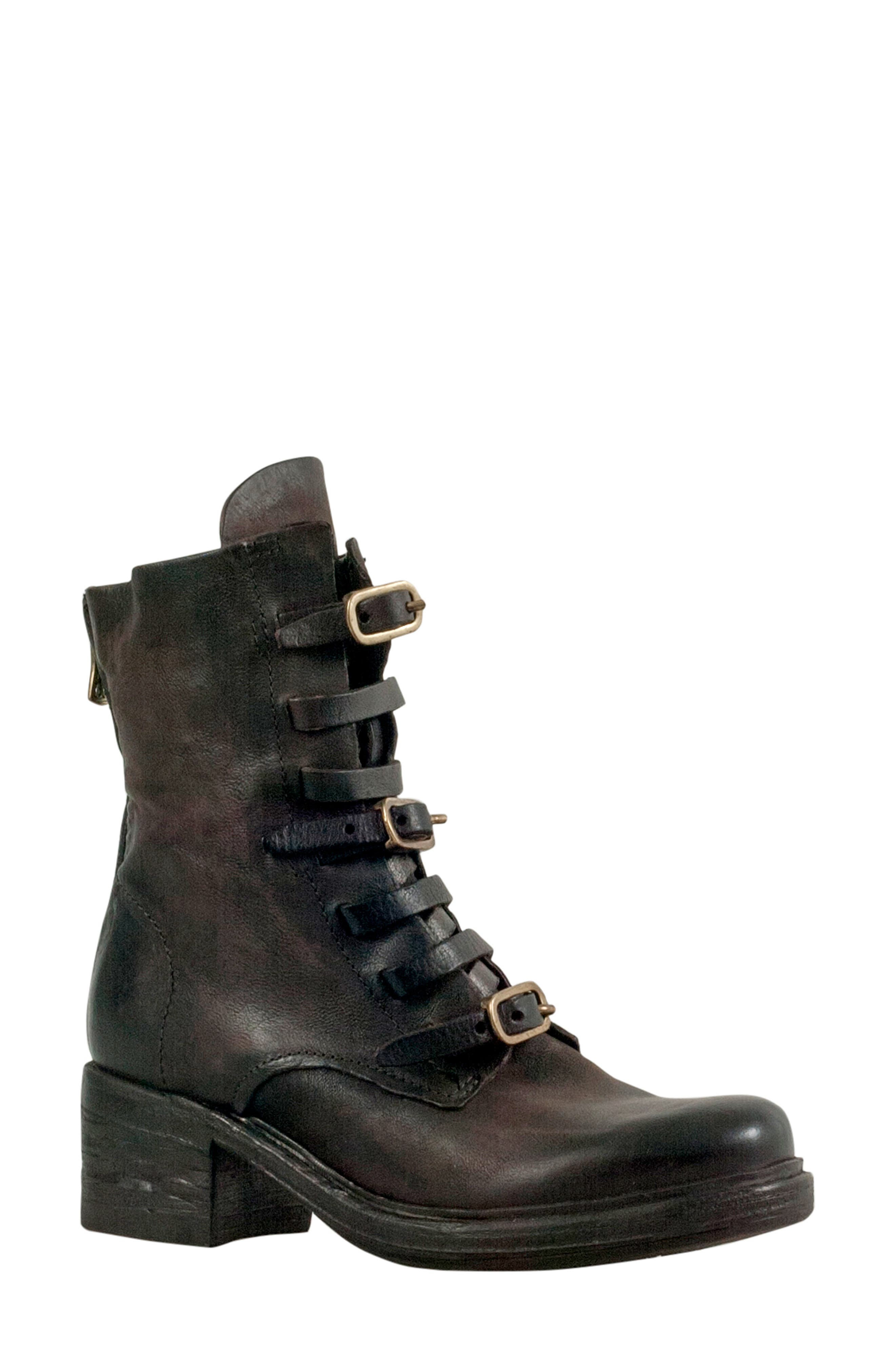 A.S.98 Nathaniel Bootie in Brown