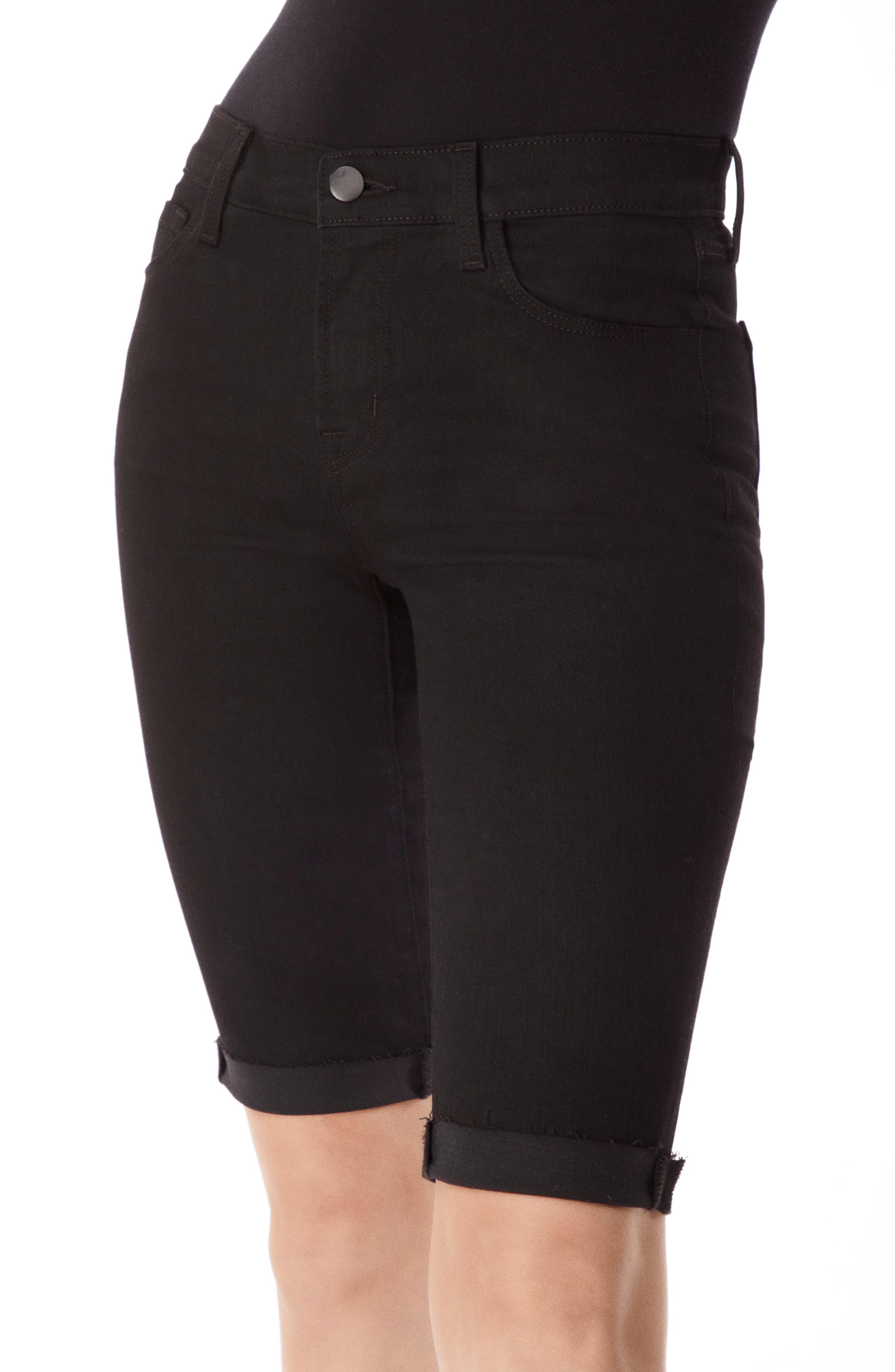 811 Skinny Bermuda Shorts,                             Alternate thumbnail 4, color,                             VANITY