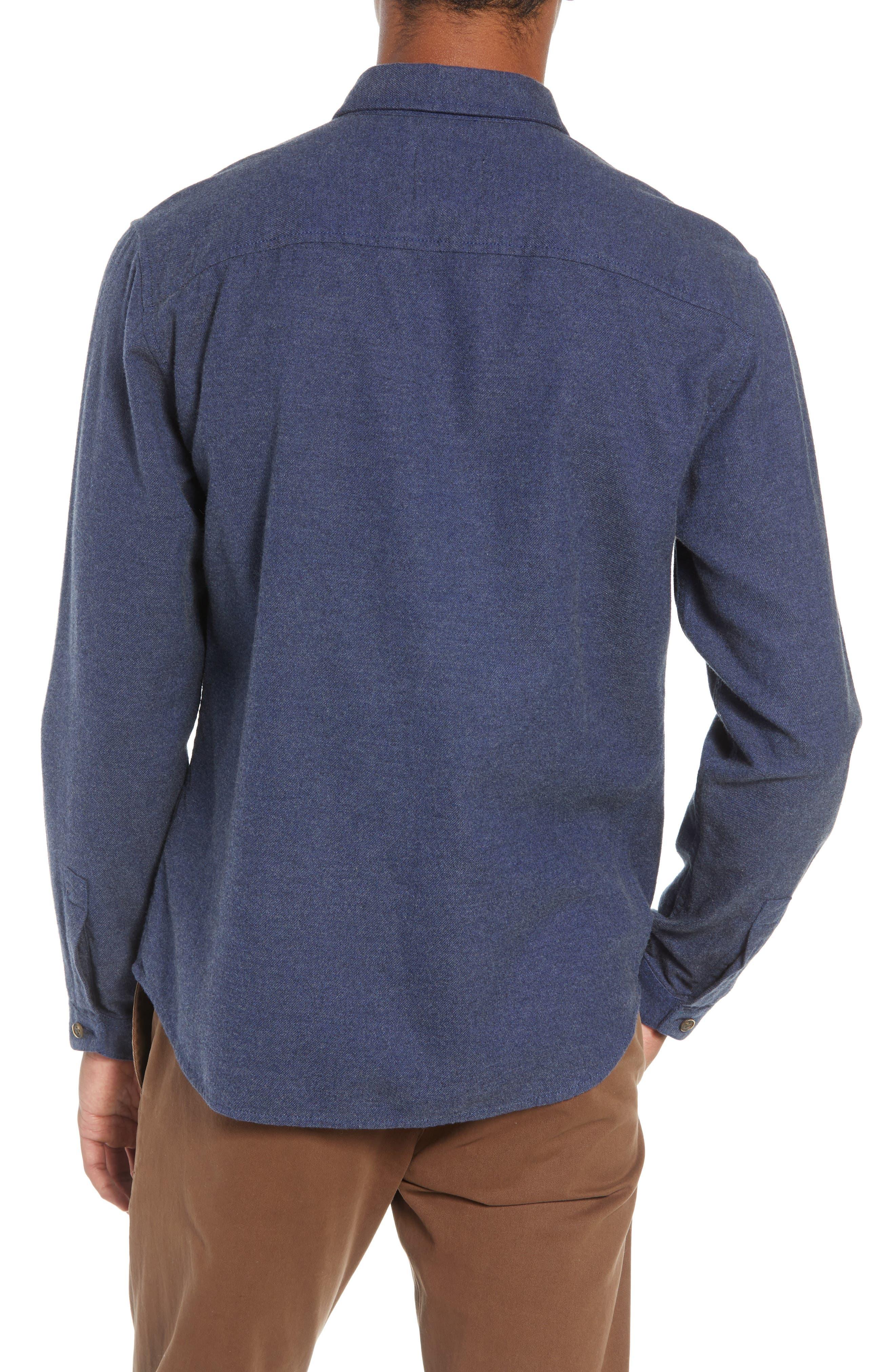 LIFE/AFTER/DENIM,                             Greenpoint Regular Fit Sport Shirt,                             Alternate thumbnail 3, color,                             400