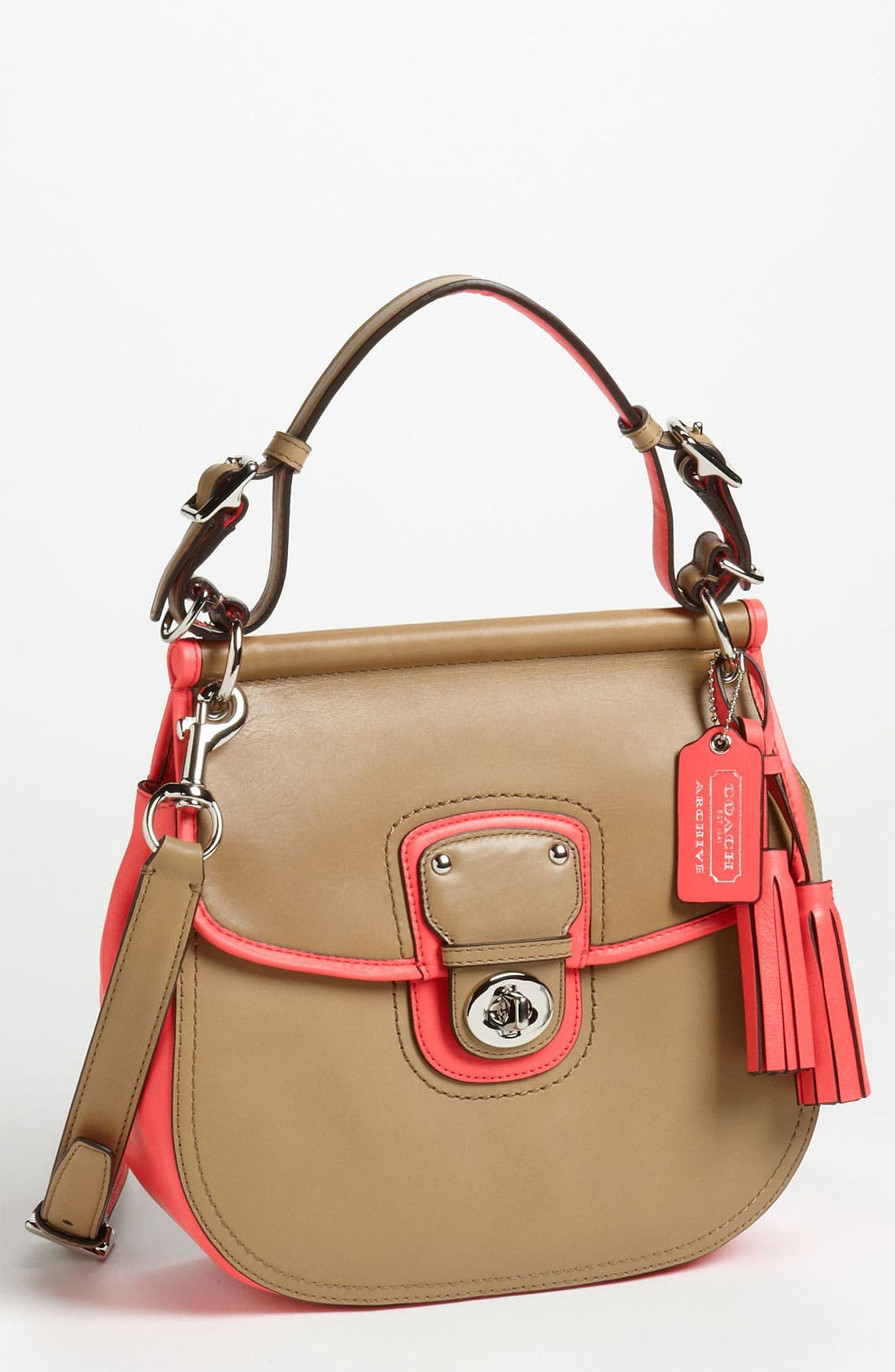 'Legacy - Willis' Two Tone Satchel,                         Main,                         color, 256