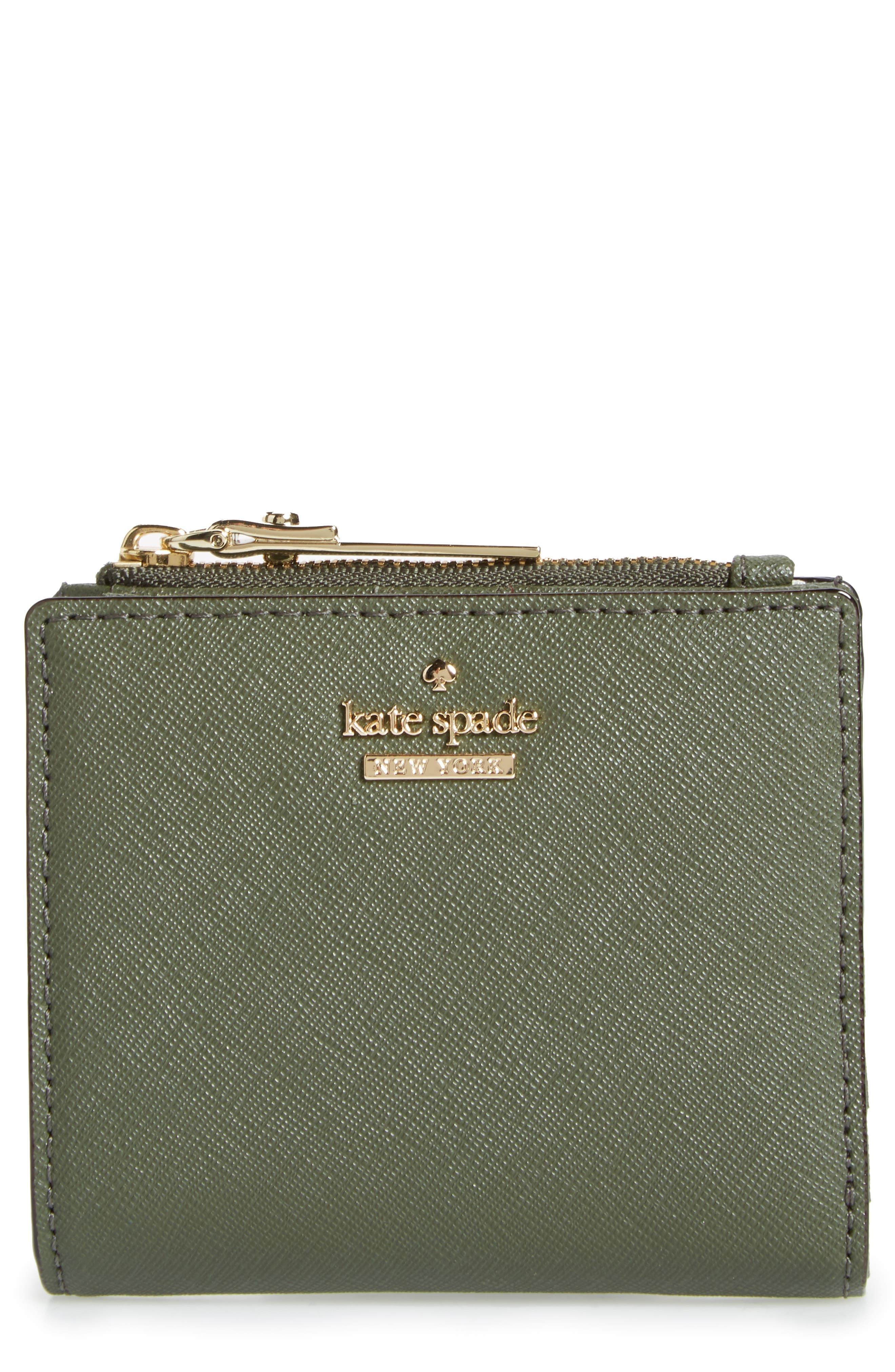 cameron street - adalyn slim leather wallet,                         Main,                         color, 300