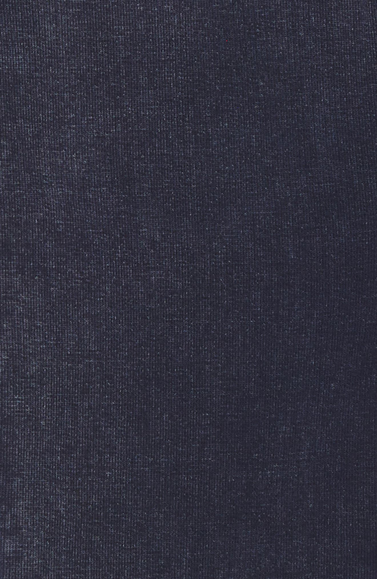 TUCKER + TATE,                             Denim Jeggings,                             Alternate thumbnail 3, color,                             DARK INDIGO WASH