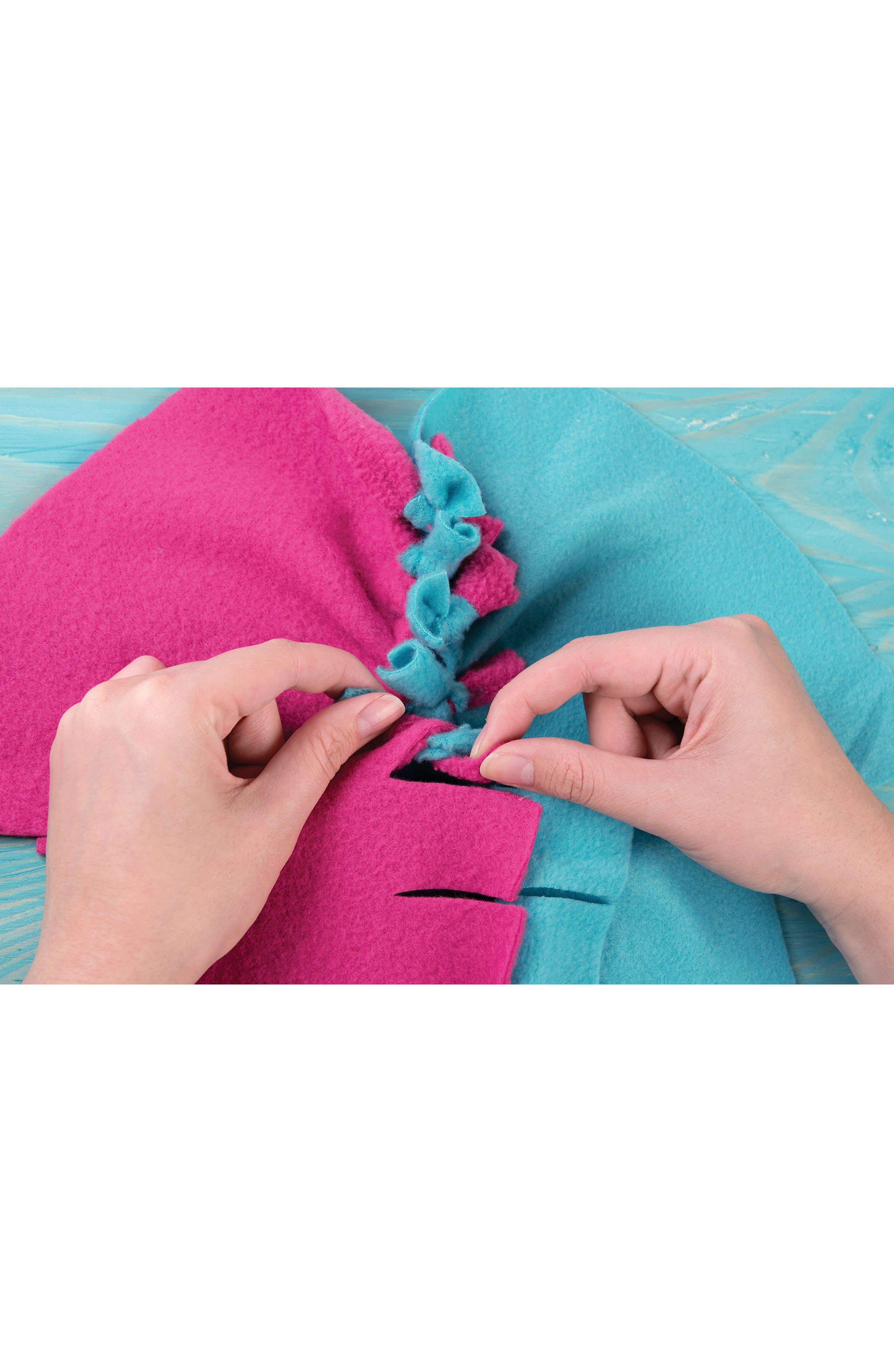 Knot & Bling Mermaid Tail Kit,                             Alternate thumbnail 2, color,                             650