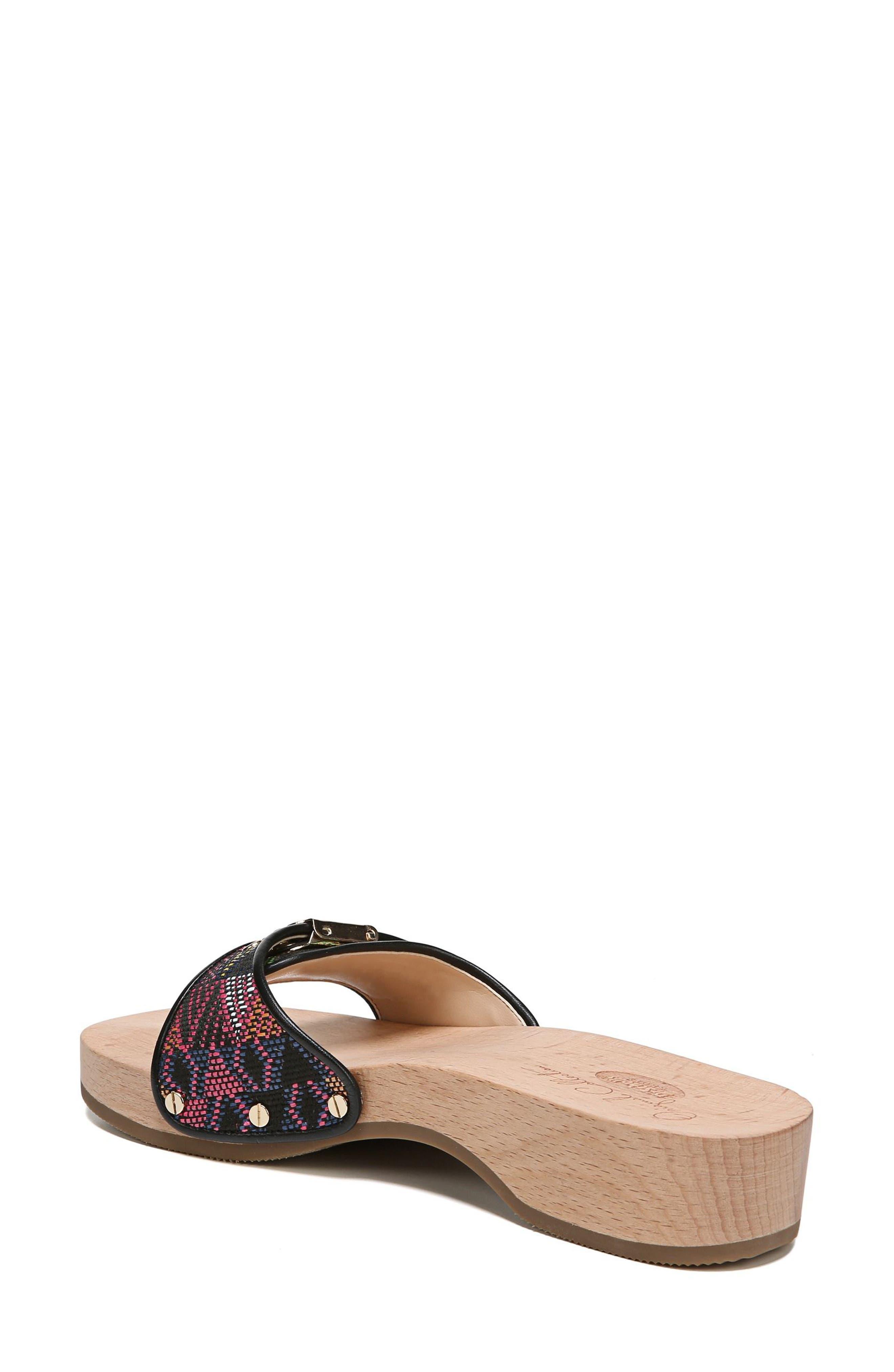 Original Collection 'Original Footbed' Sandal,                             Alternate thumbnail 2, color,                             001