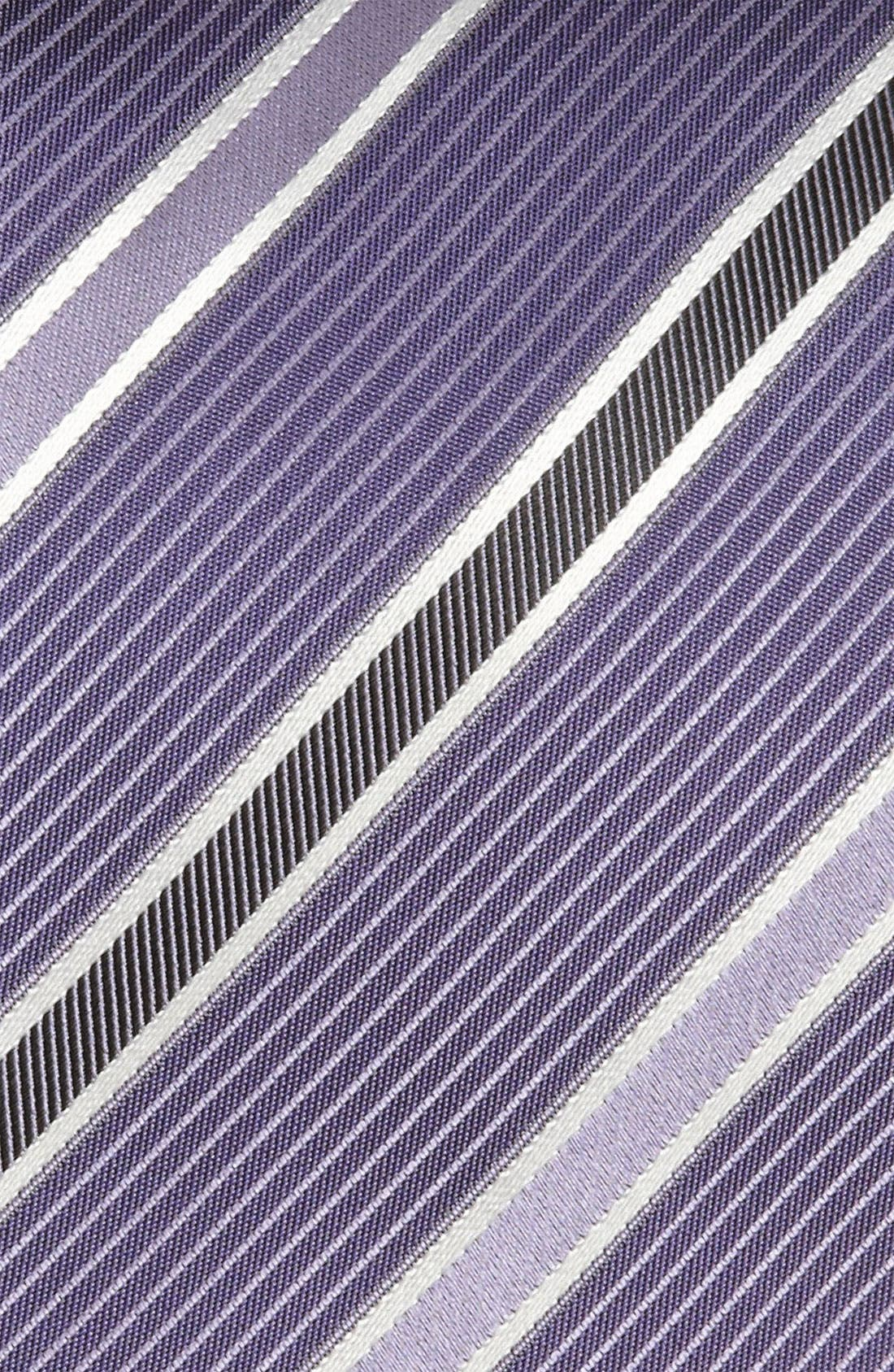 HUGO BOSS Woven Silk Tie,                             Alternate thumbnail 6, color,