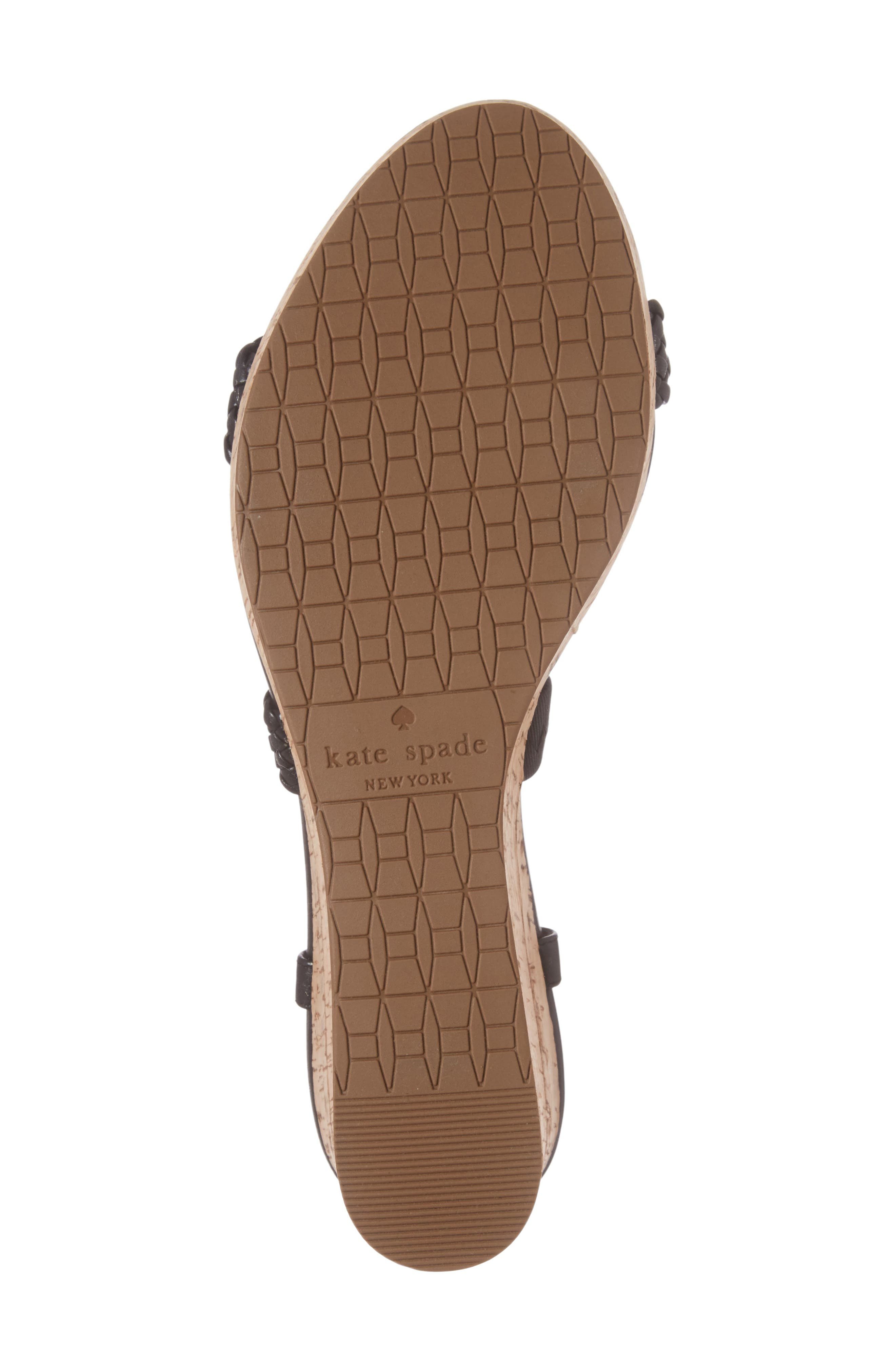 tianna platform sandal,                             Alternate thumbnail 6, color,                             001