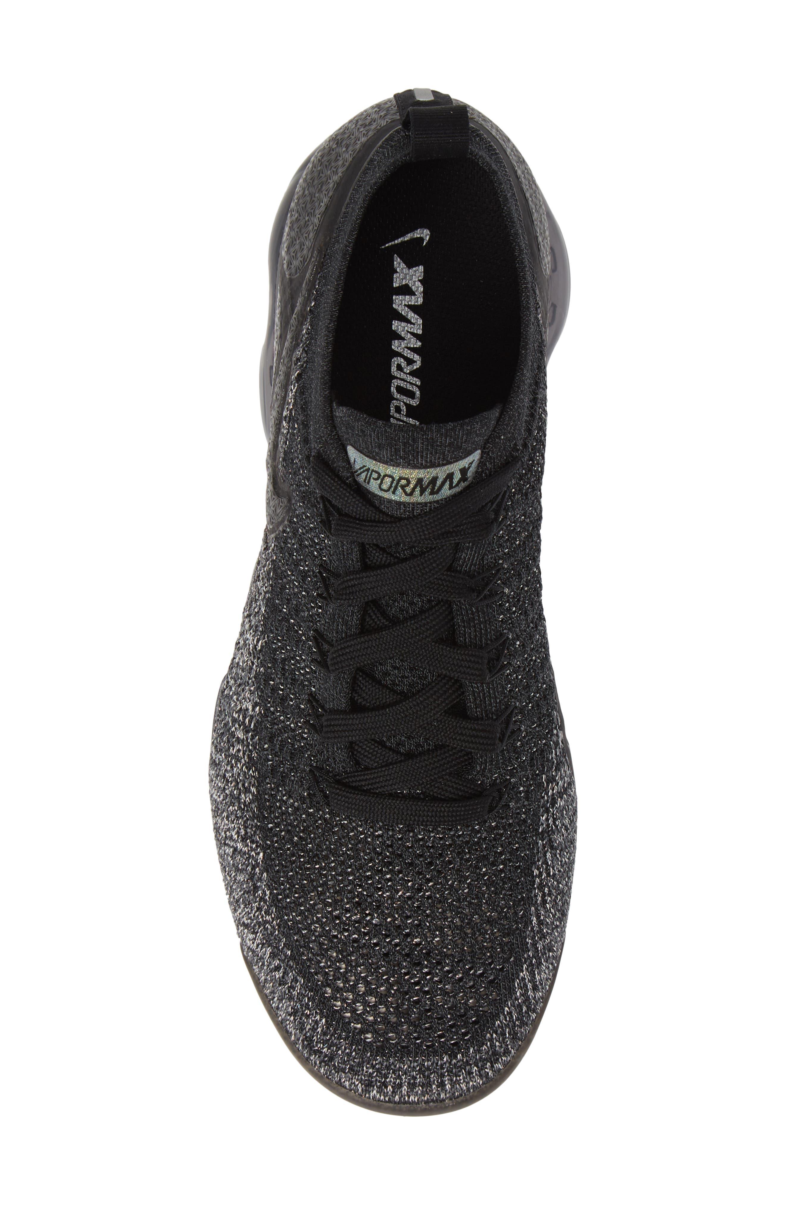 Air Vapormax Flyknit 2 Running Shoe,                             Alternate thumbnail 5, color,                             012