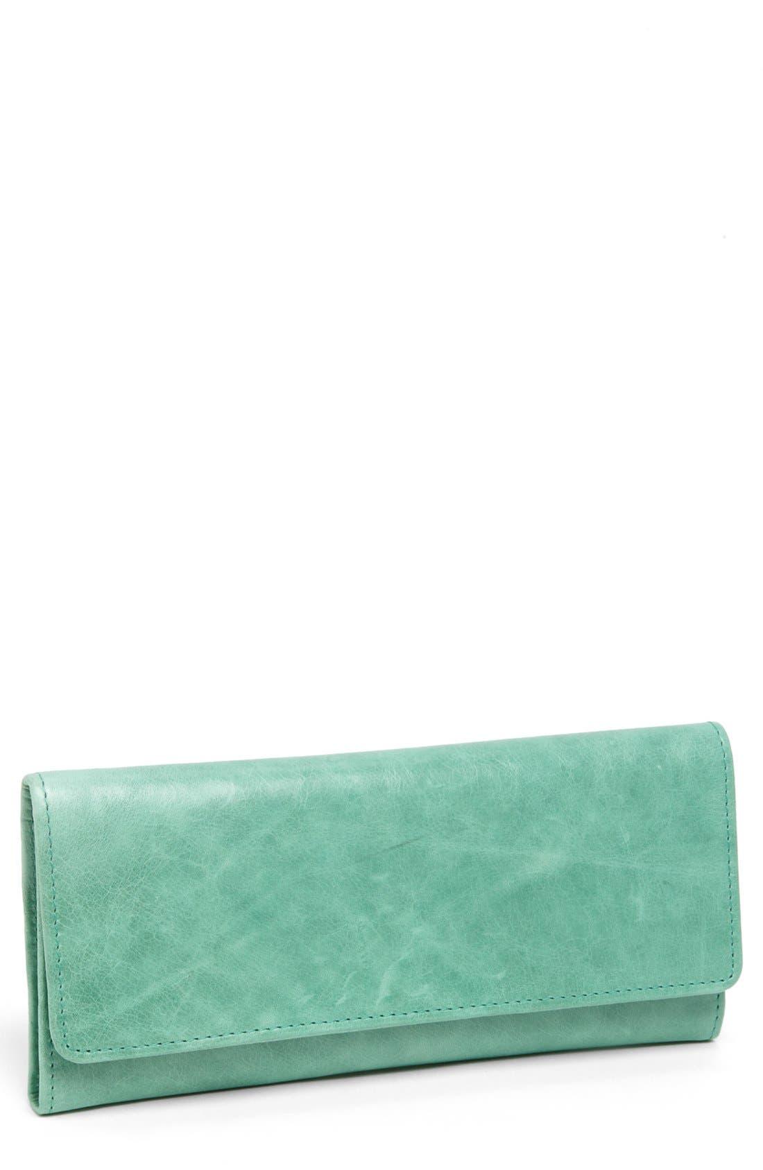 'Sadie' Leather Wallet,                             Main thumbnail 37, color,