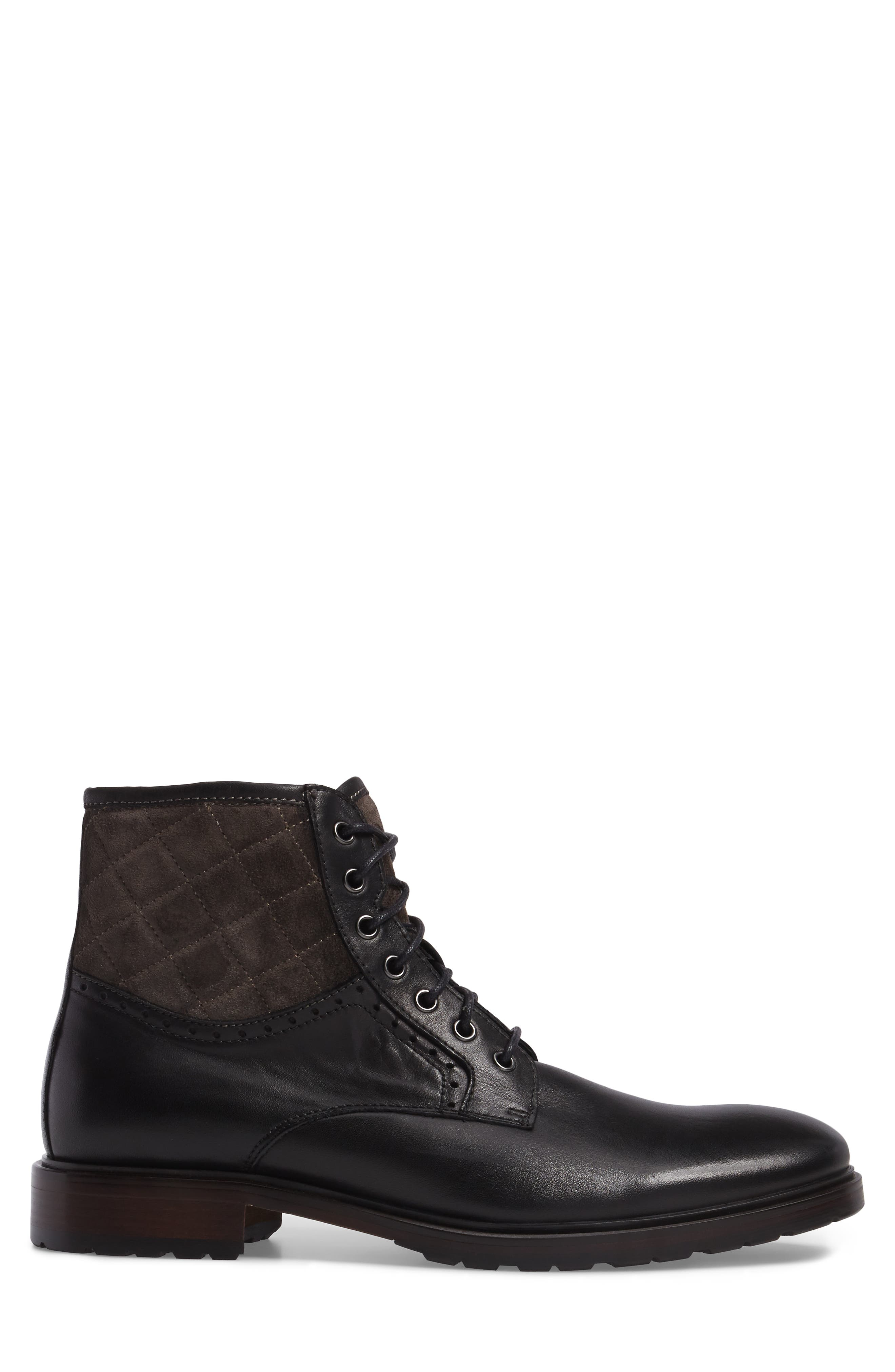 Myles Plain Toe Boot,                             Alternate thumbnail 5, color,