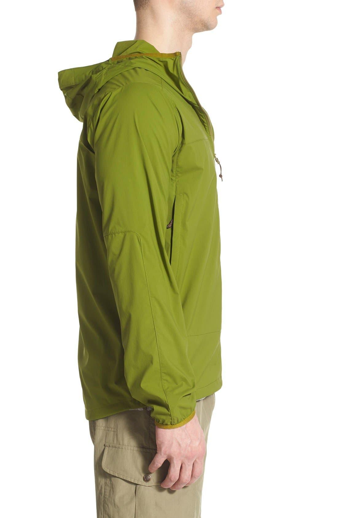 'Abisko' Windbreaker Jacket,                             Alternate thumbnail 4, color,                             330