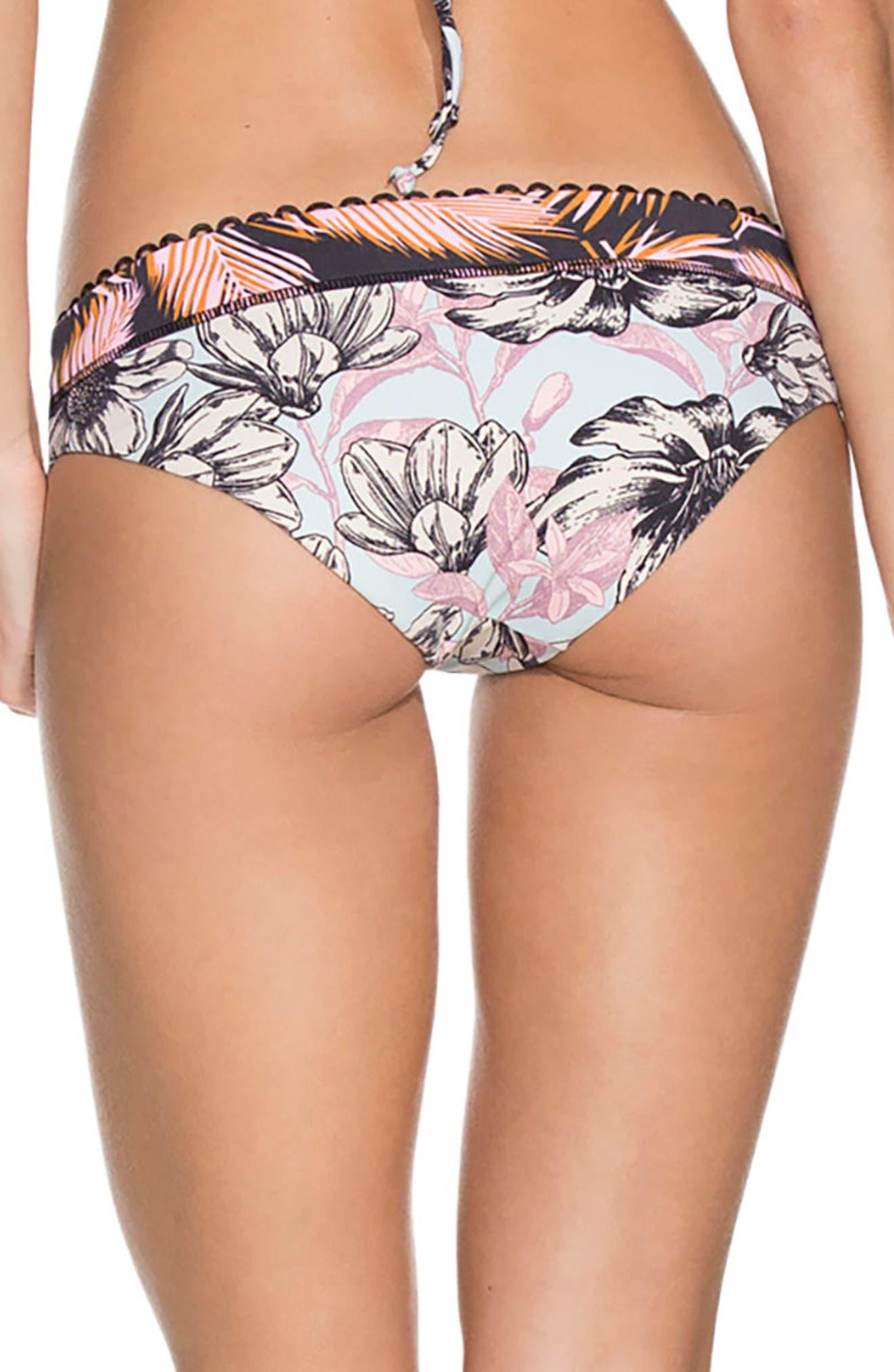 Bumpy Roads Signature Reversible Bikini Bottoms,                             Alternate thumbnail 2, color,                             002