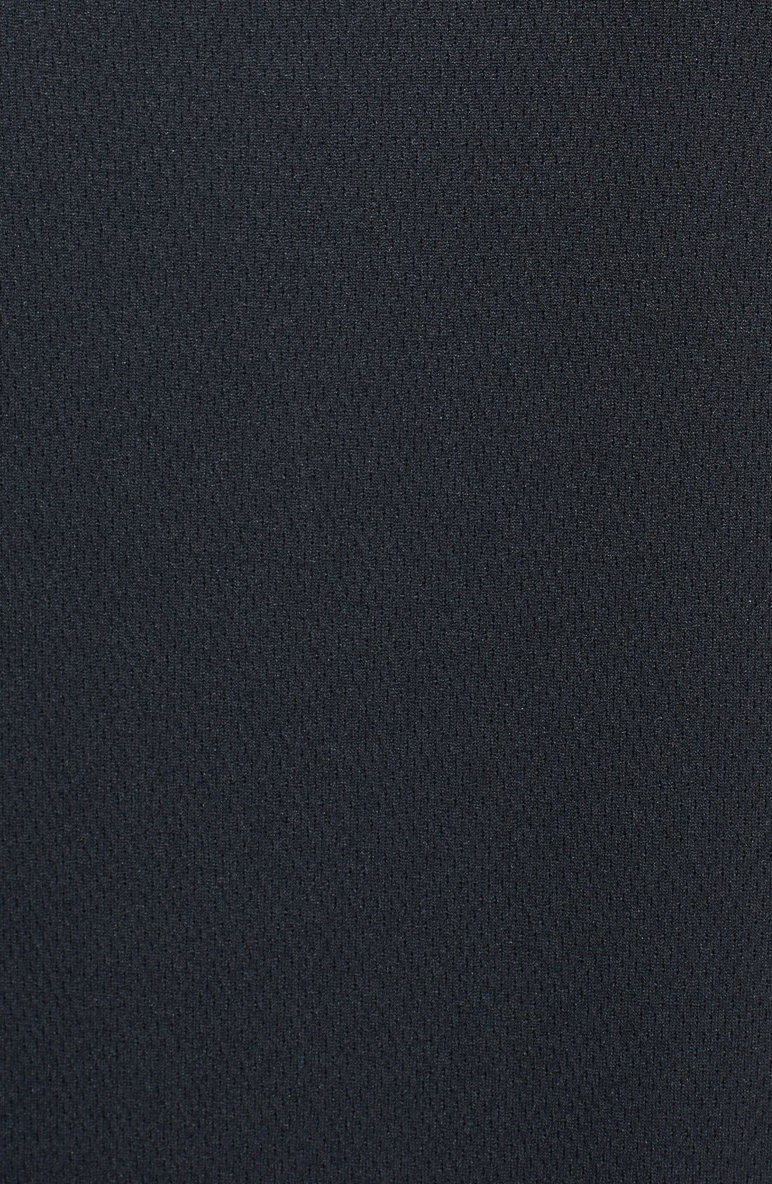 Detroit Lions - Edge DryTec Moisture Wicking Half Zip Pullover,                             Alternate thumbnail 2, color,                             001