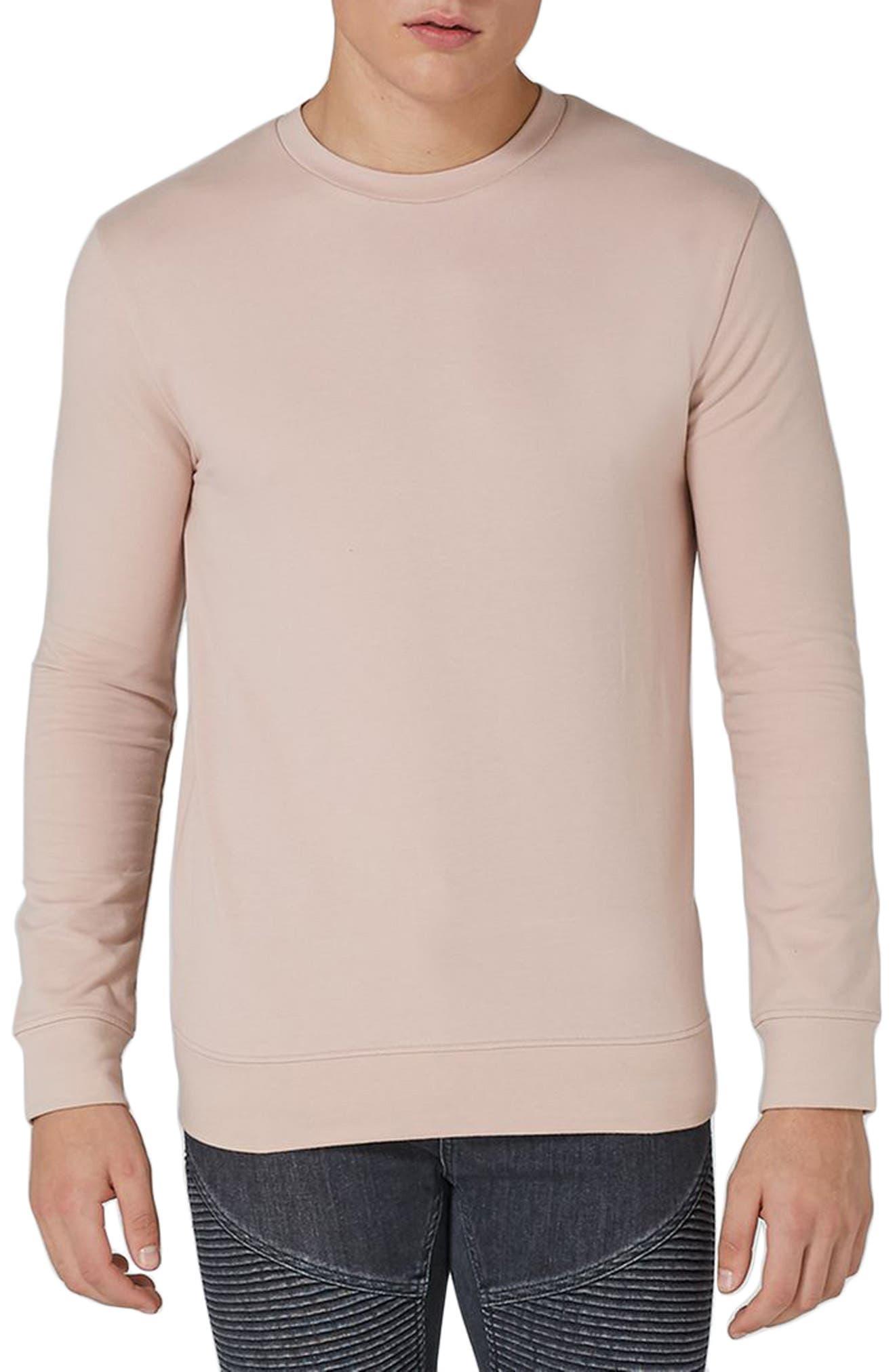 Ultra Muscle Fit Sweatshirt,                             Main thumbnail 2, color,
