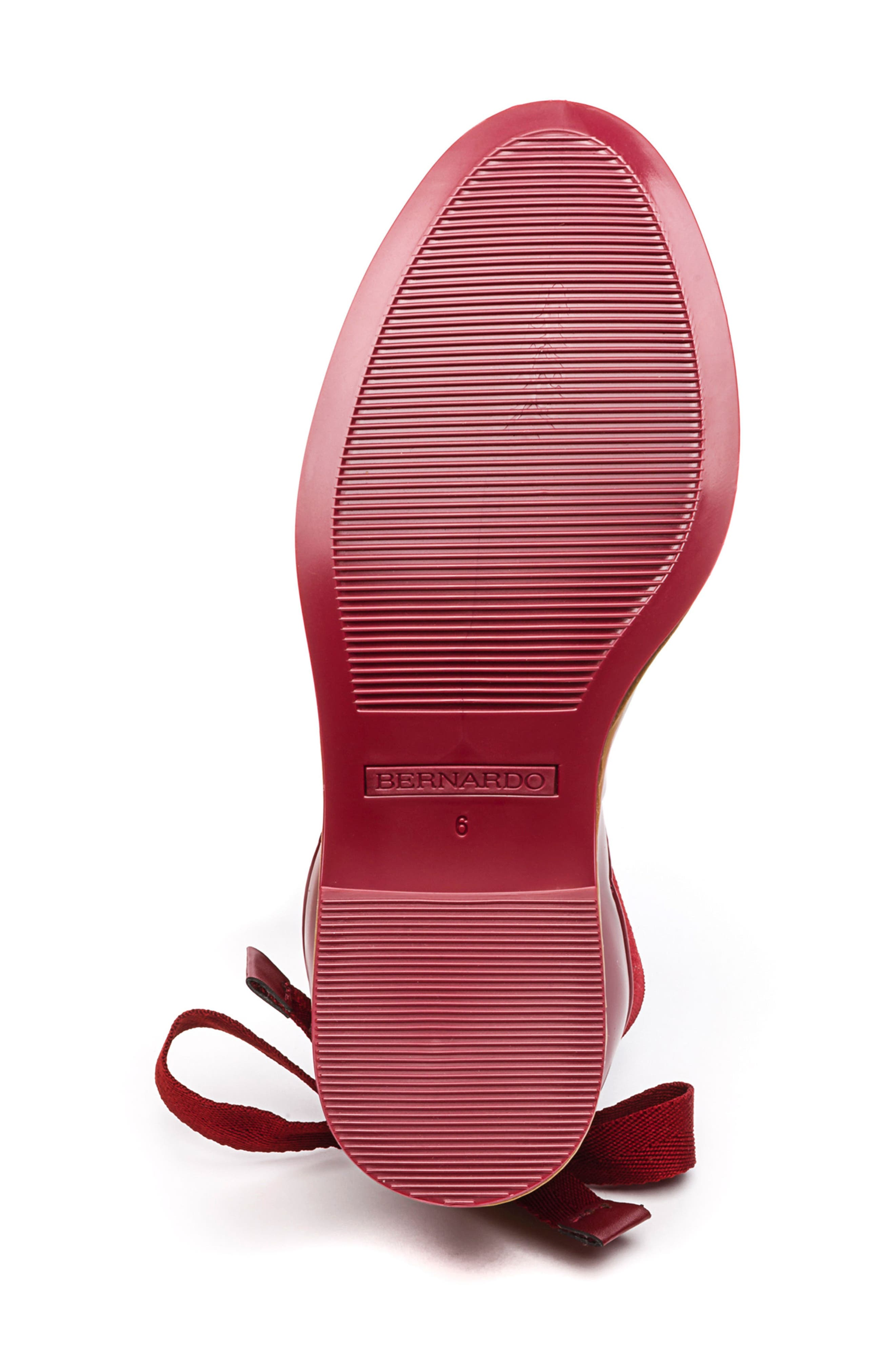 Paxton Rain Boot,                             Alternate thumbnail 6, color,                             930