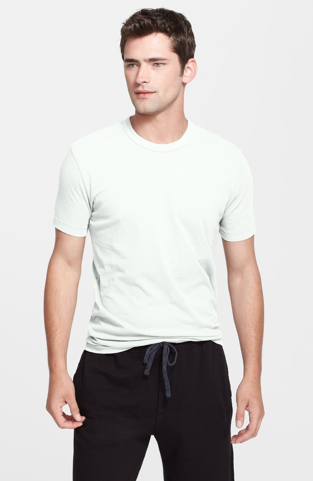 Crewneck Jersey T-Shirt,                             Main thumbnail 41, color,