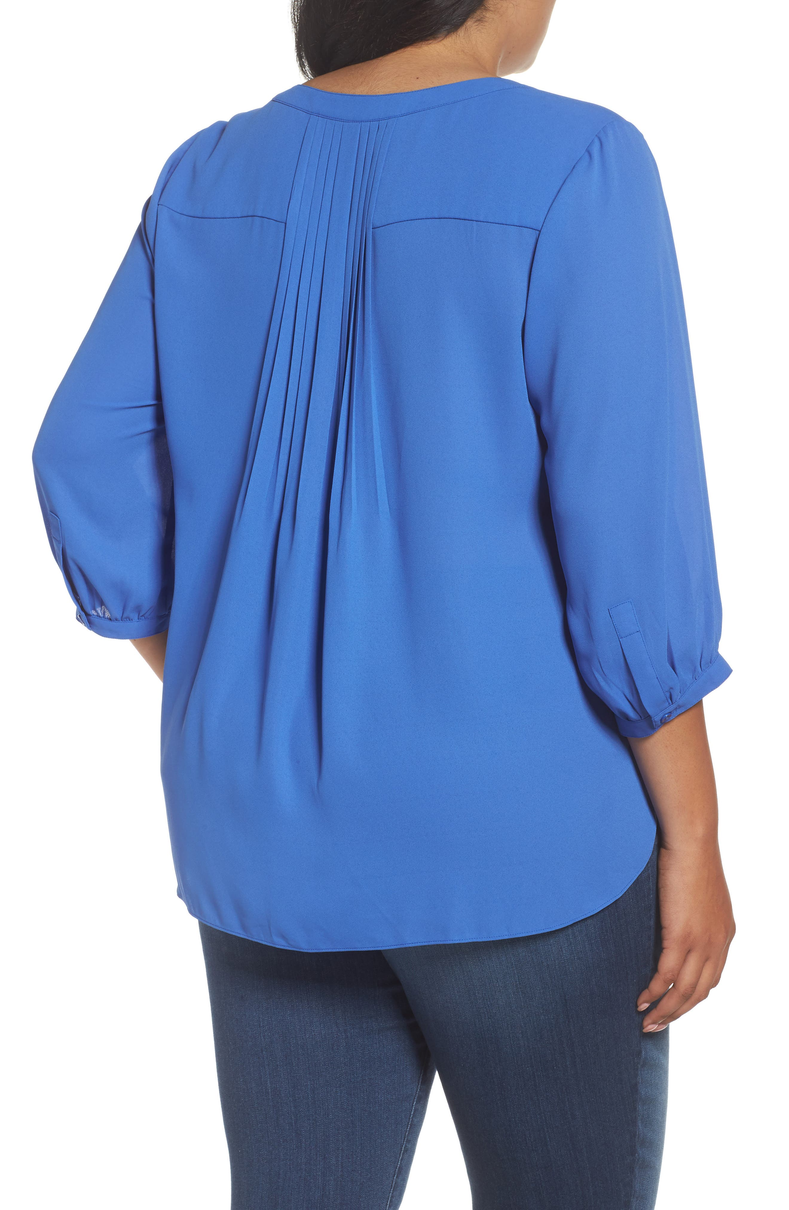 Henley Top,                             Alternate thumbnail 155, color,