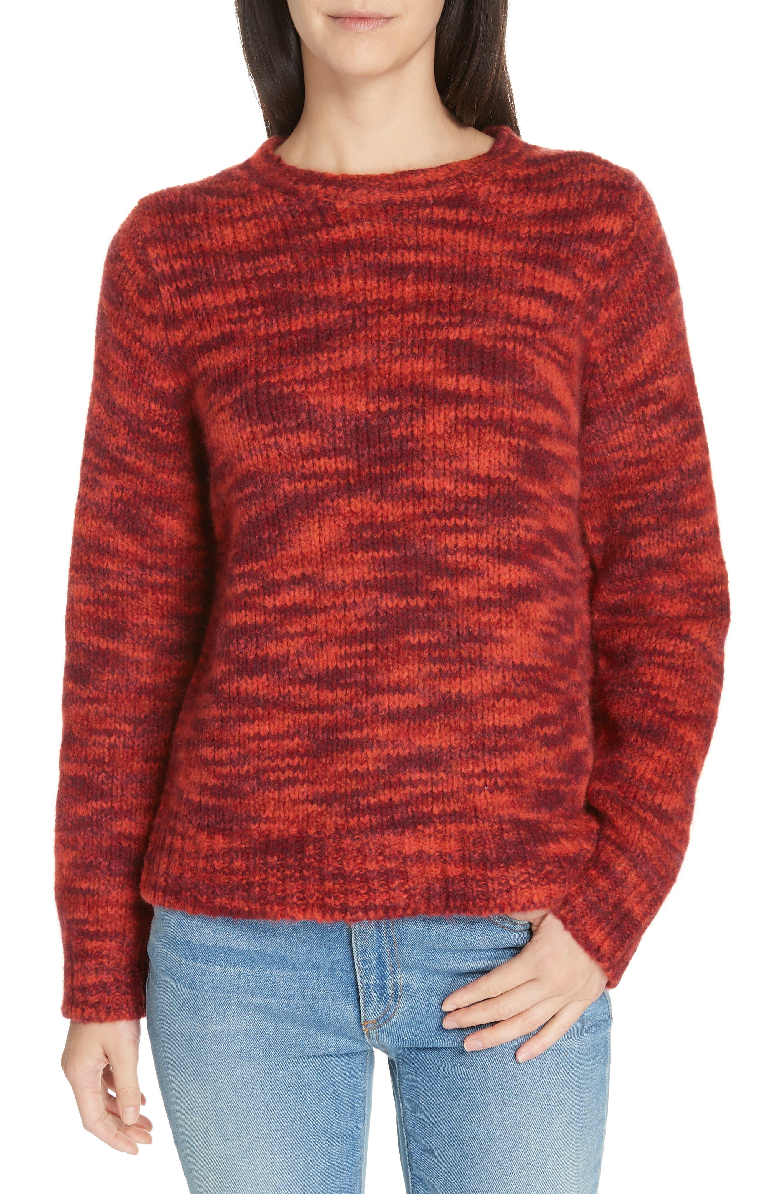 Eileen Fisher Merino Wool & Silk Sweater