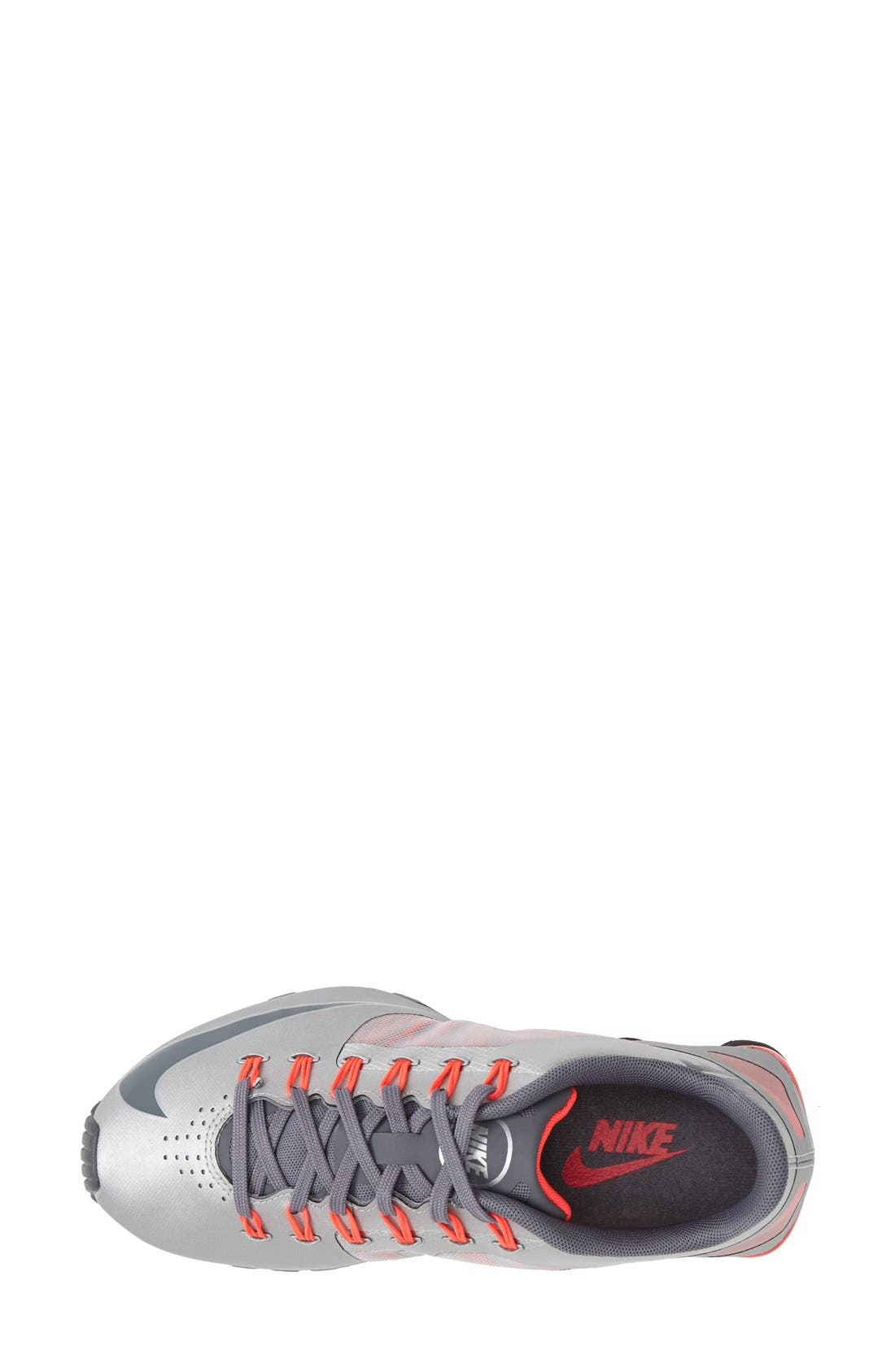 'Shox Superfly R4' Running Shoe,                             Alternate thumbnail 4, color,                             020