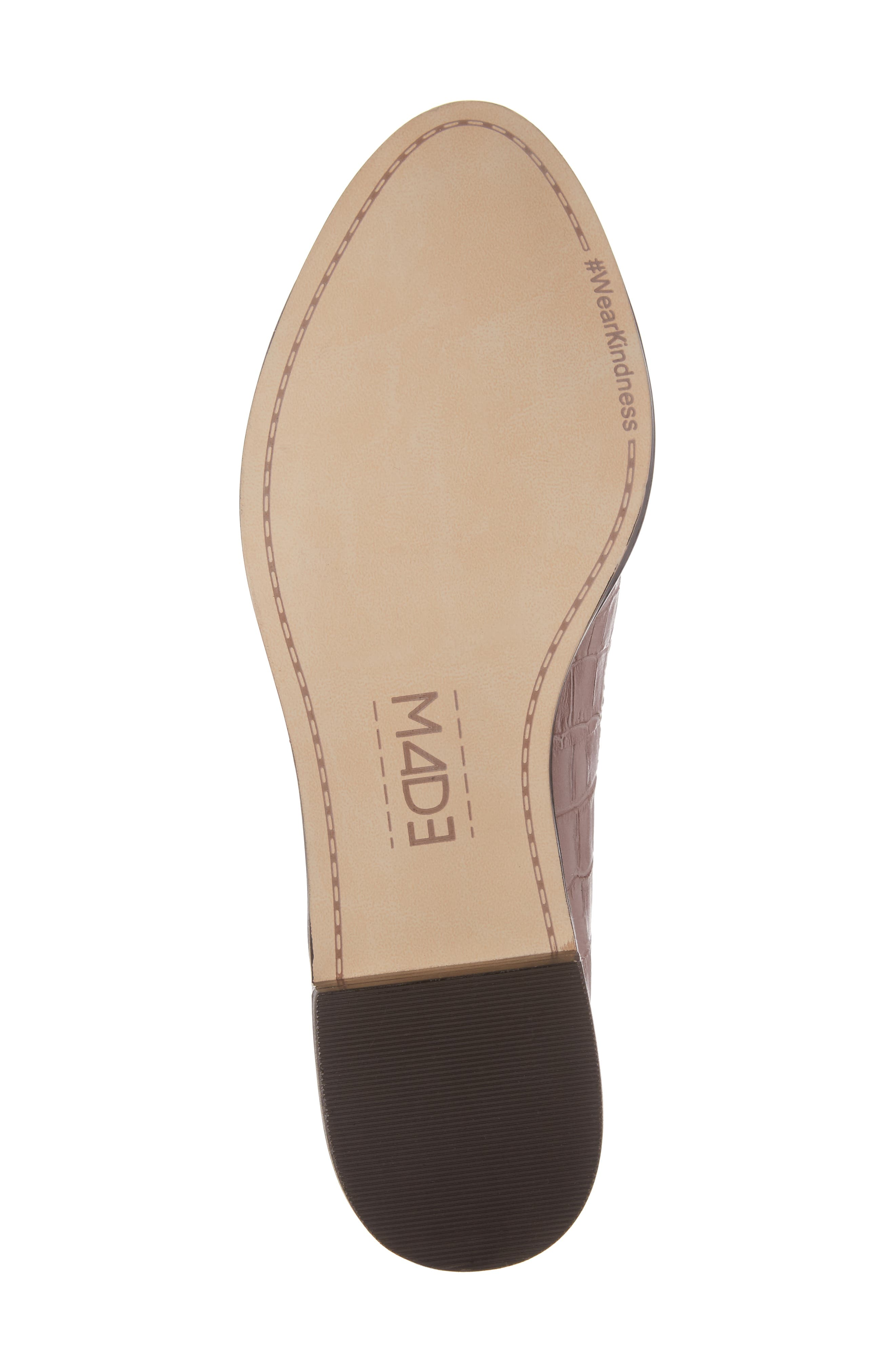 M4D3 'Ocean' Flat Loafer,                             Alternate thumbnail 30, color,