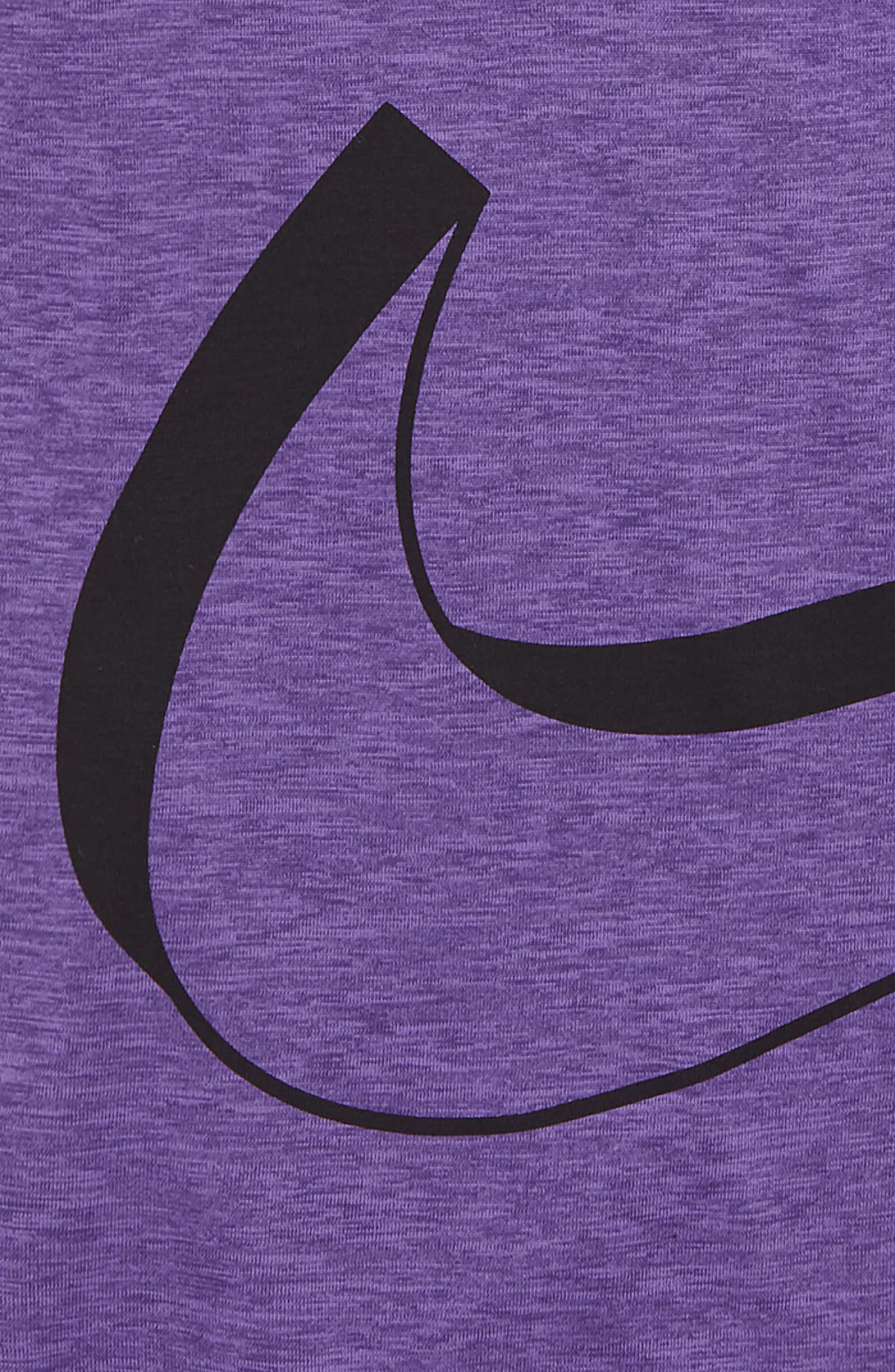 Dry Graphic T-Shirt,                             Alternate thumbnail 2, color,                             COURT PURPLE/ ACTION GRAPE