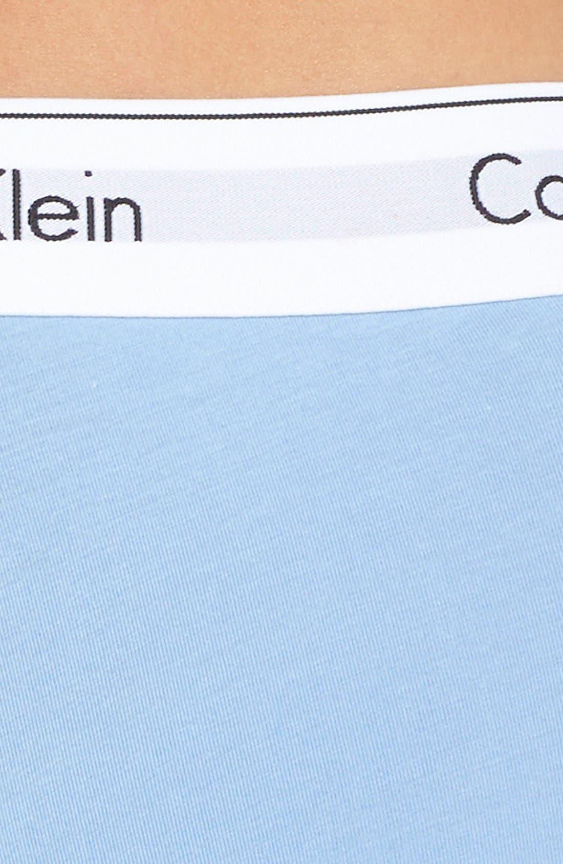 Modern Cotton Collection Boyshorts,                             Alternate thumbnail 92, color,