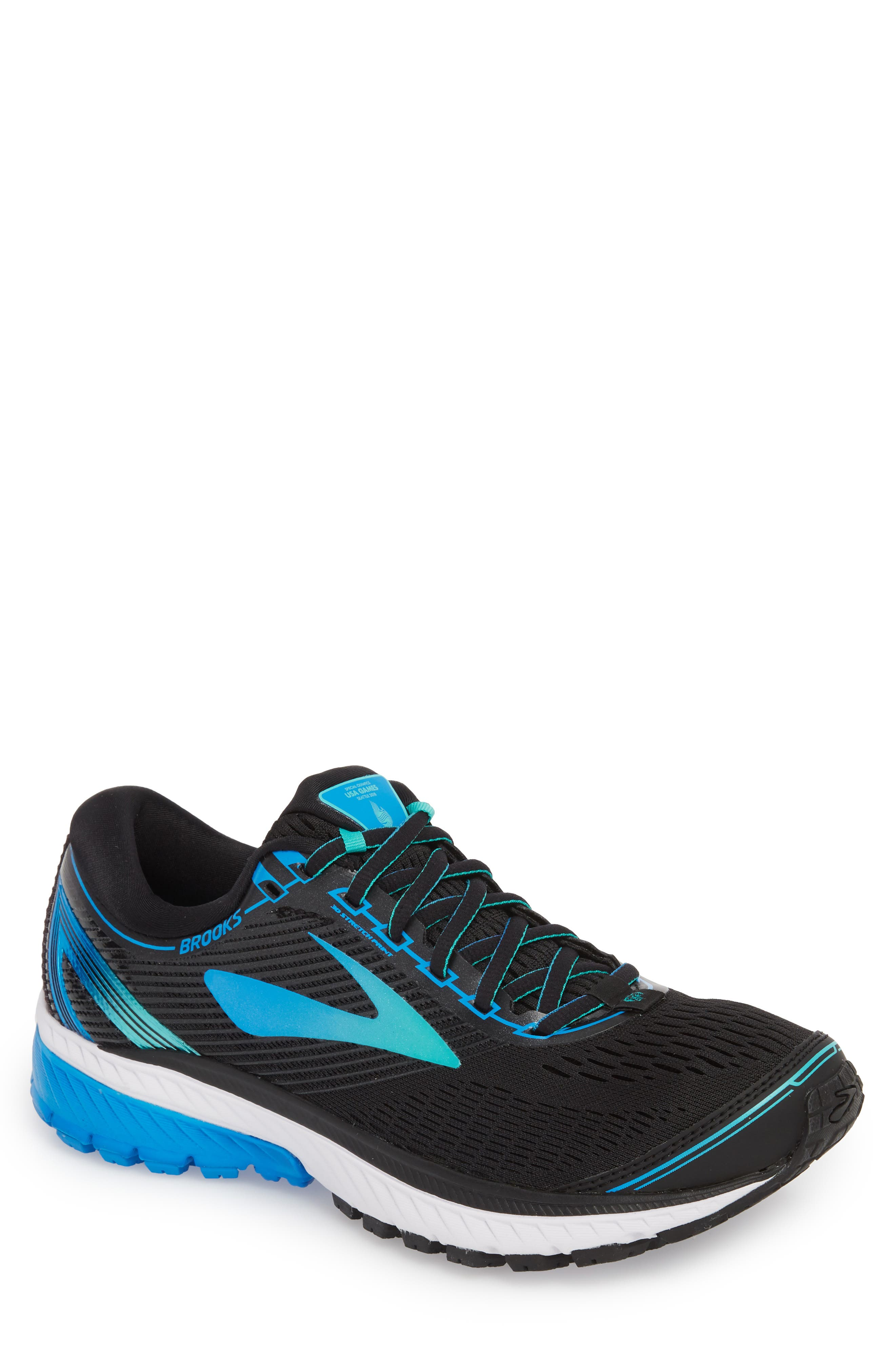 Ghost 10 Running Shoe,                             Main thumbnail 1, color,                             007