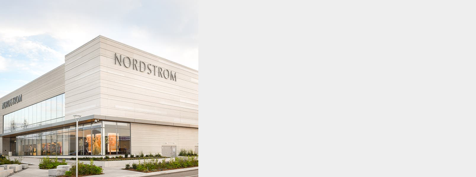 Check out your Nordstrom stores, plus online shopping just for Canada. Image: Nordstrom store.
