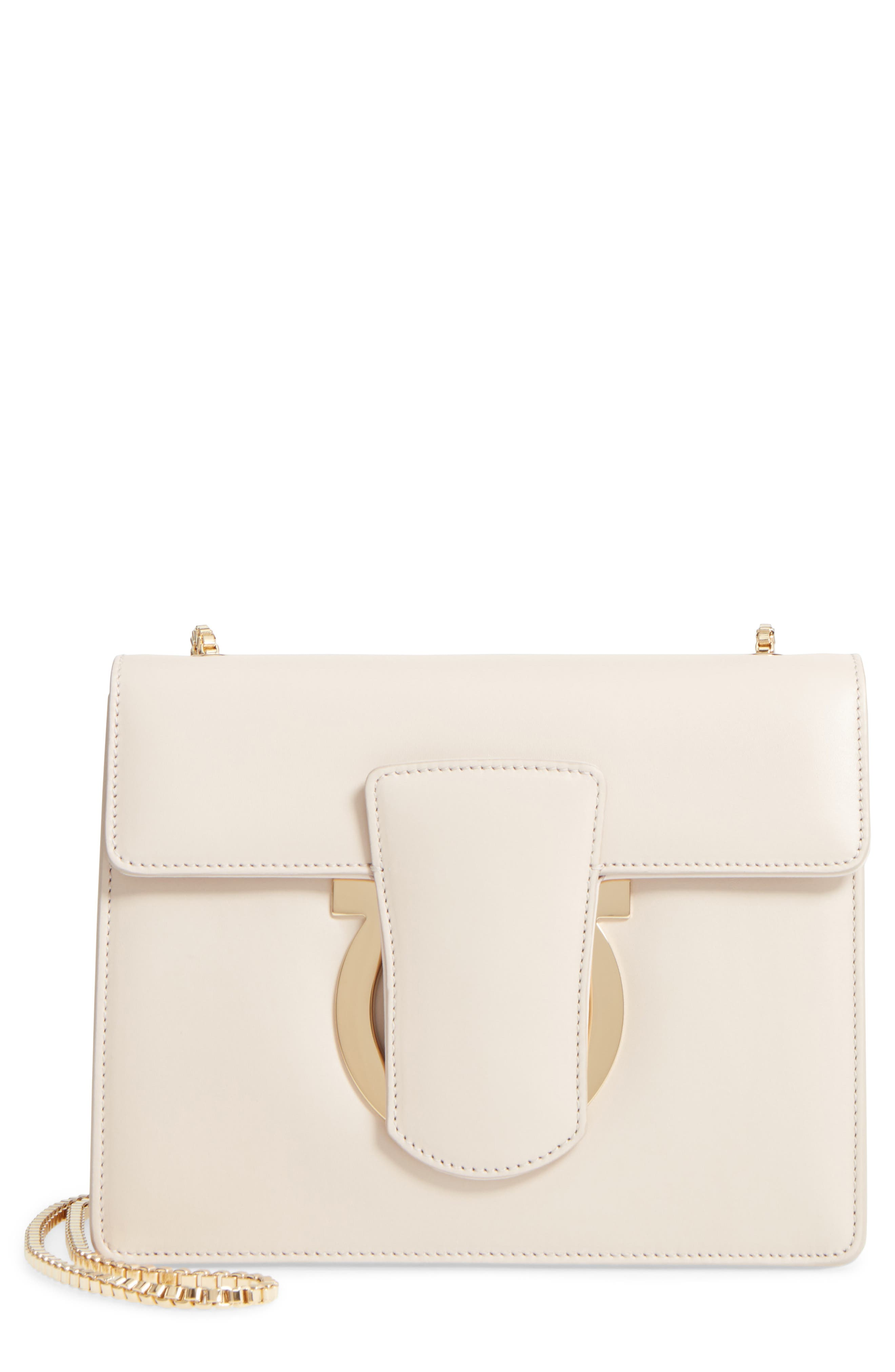 Small Thalia Leather Crossbody Bag,                             Main thumbnail 1, color,                             650